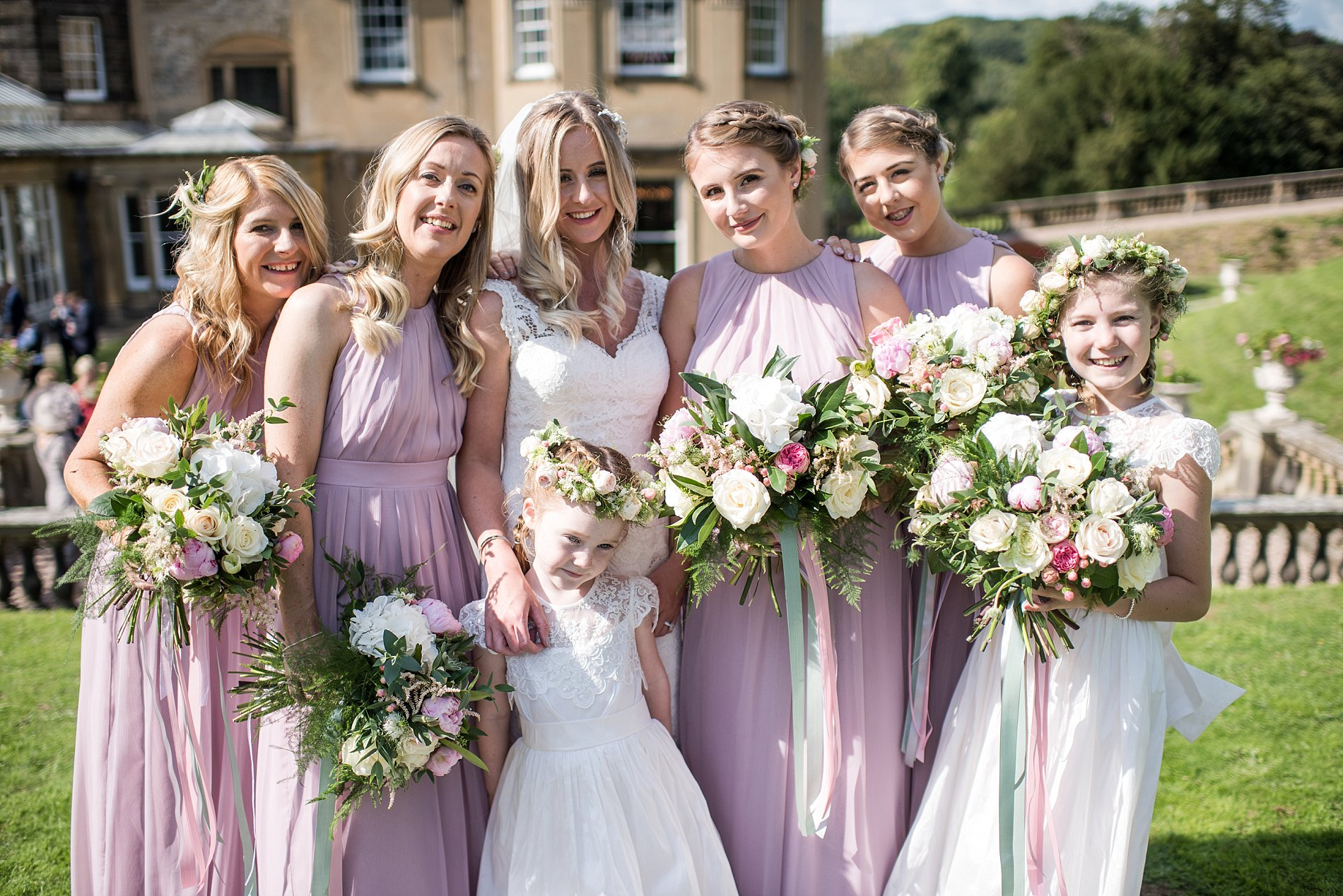 A Stylish Wedding at Broughton Hall (c) Jane Beadnell Photography (67)