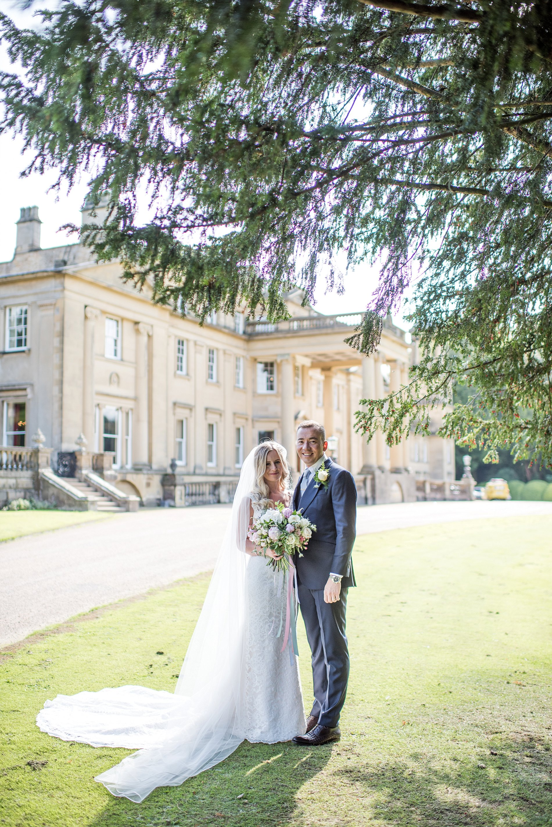 A Stylish Wedding at Broughton Hall (c) Jane Beadnell Photography (71)