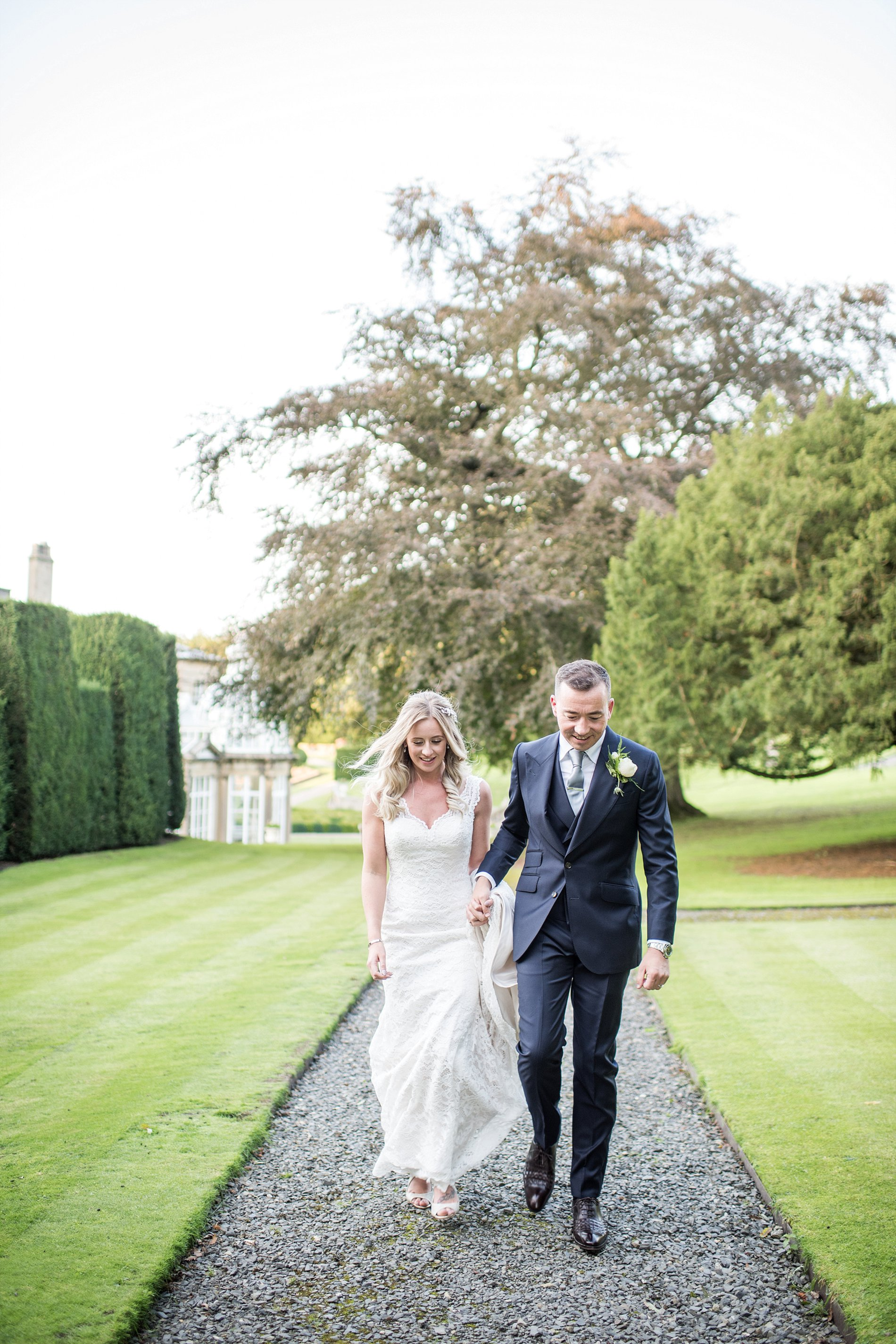A Stylish Wedding at Broughton Hall (c) Jane Beadnell Photography (81)