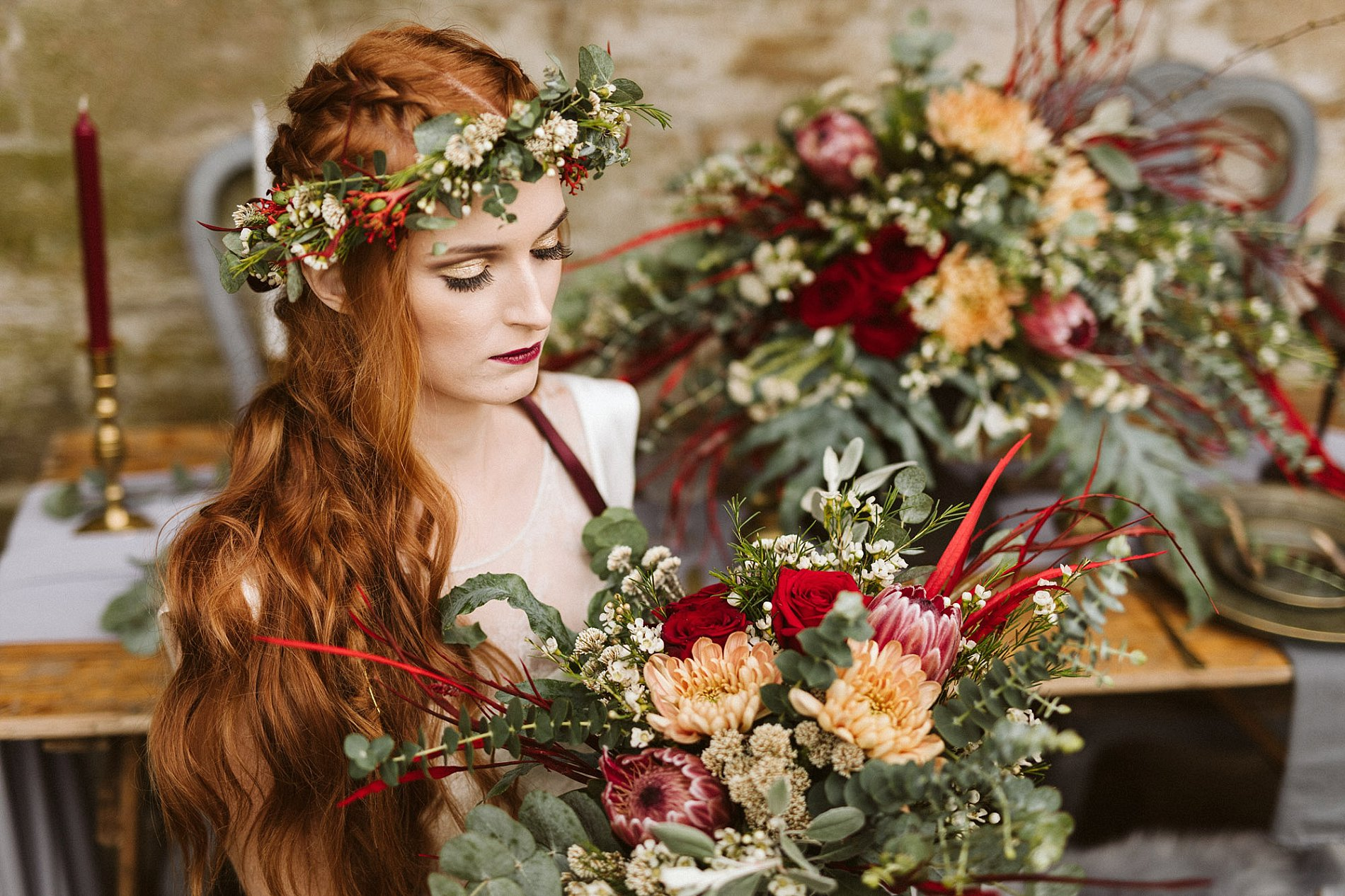 Game of Thrones Creative Bridal Shoot (c) Freya Raby (14)