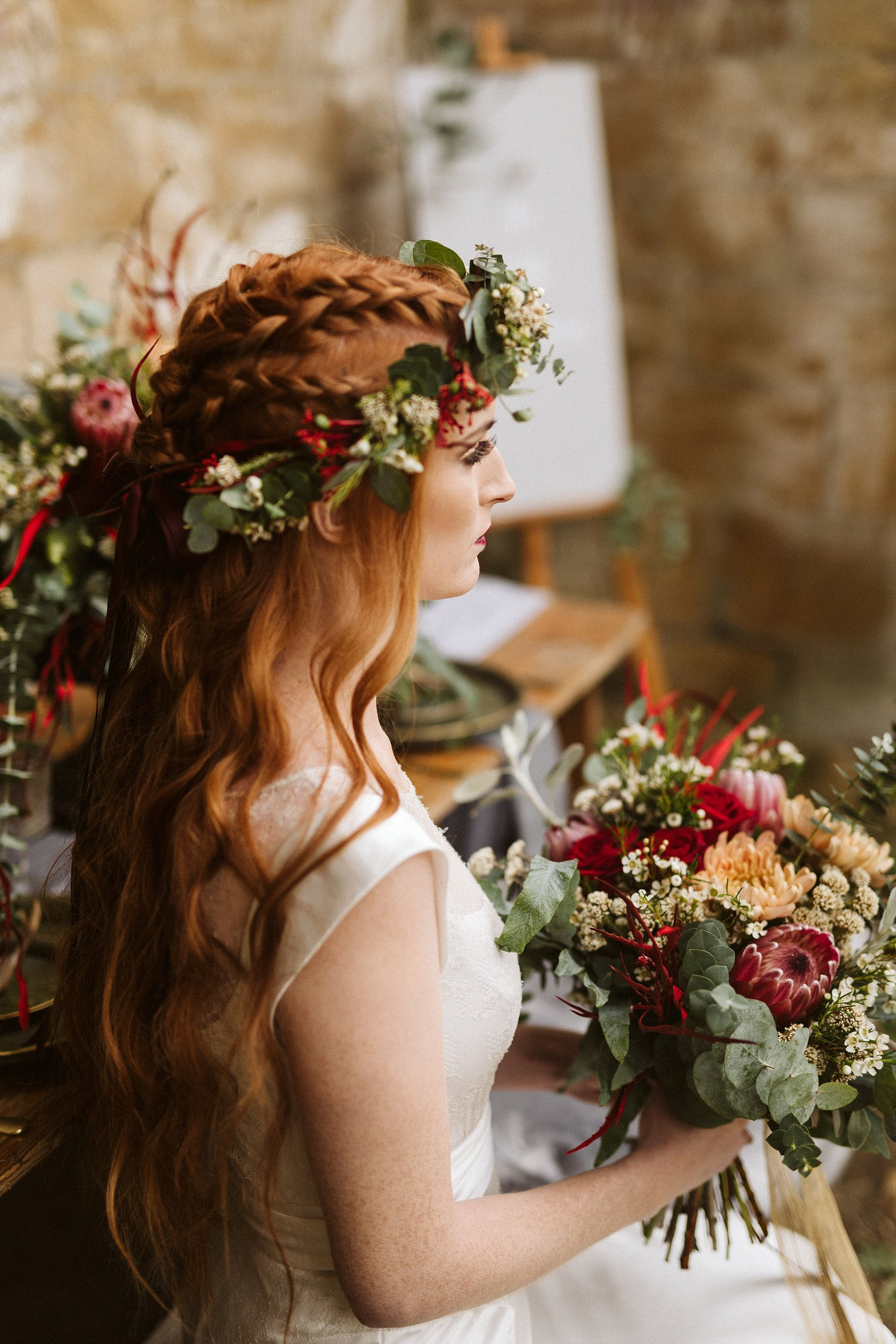 Game of Thrones Creative Bridal Shoot (c) Freya Raby (16)
