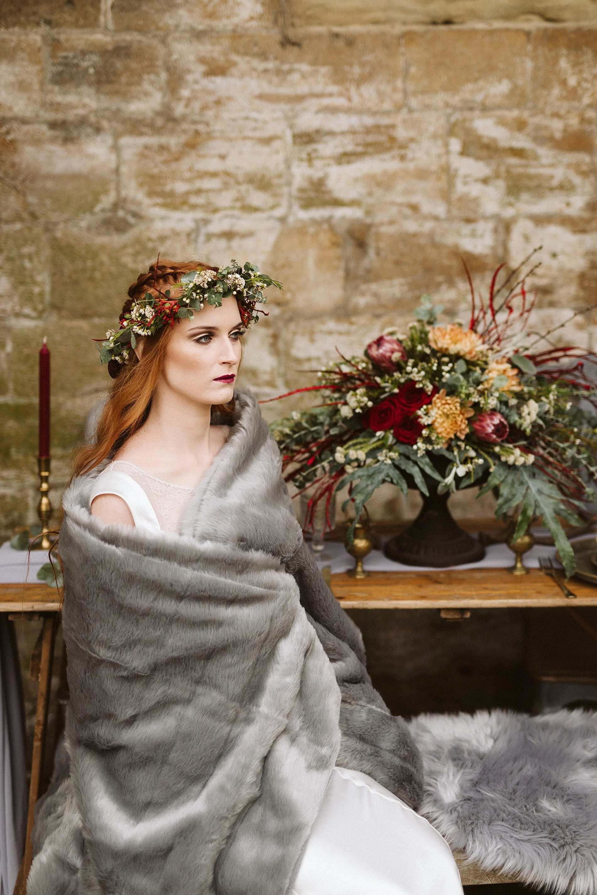 Game of Thrones Creative Bridal Shoot (c) Freya Raby (17)