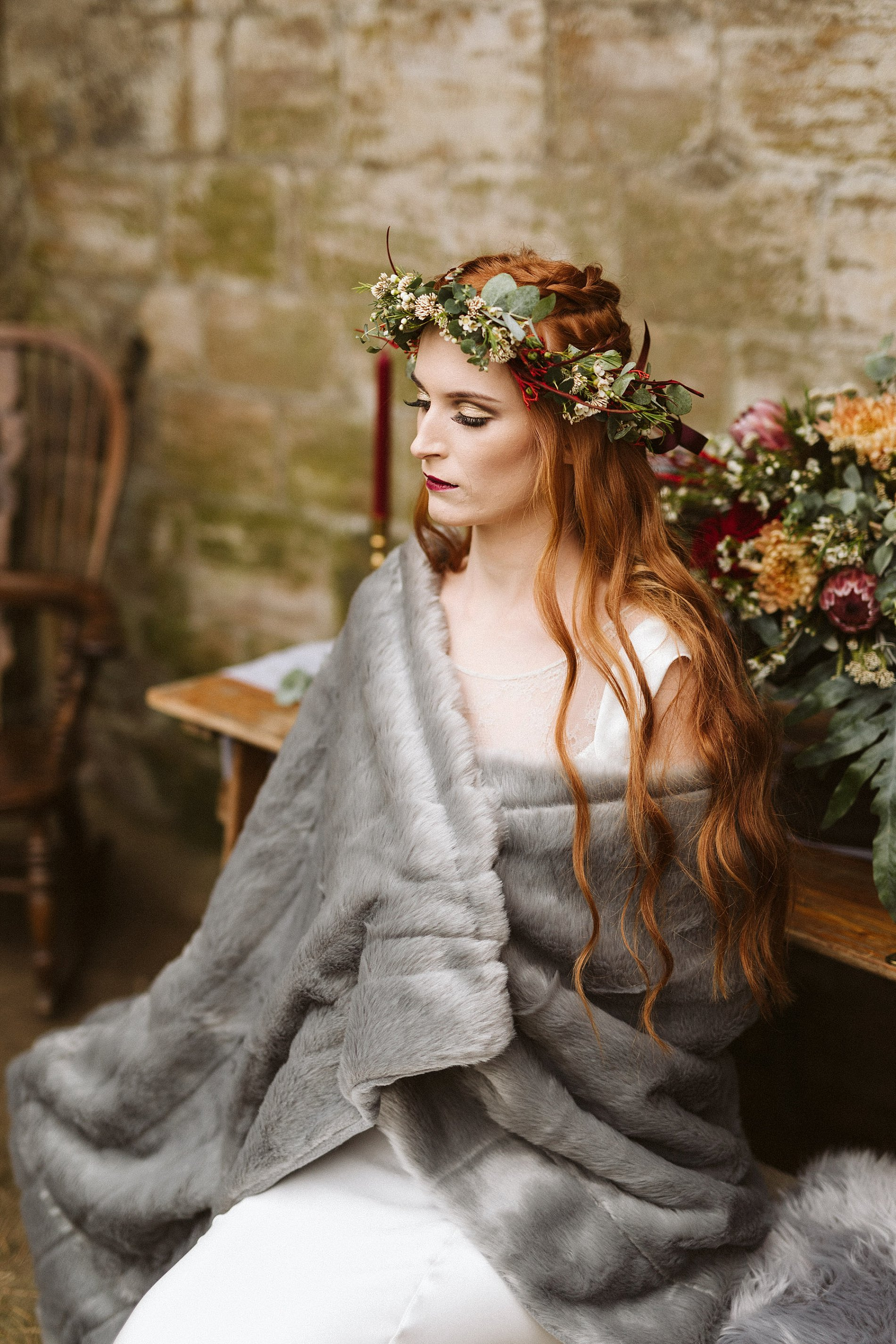 Game of Thrones Creative Bridal Shoot (c) Freya Raby (19)