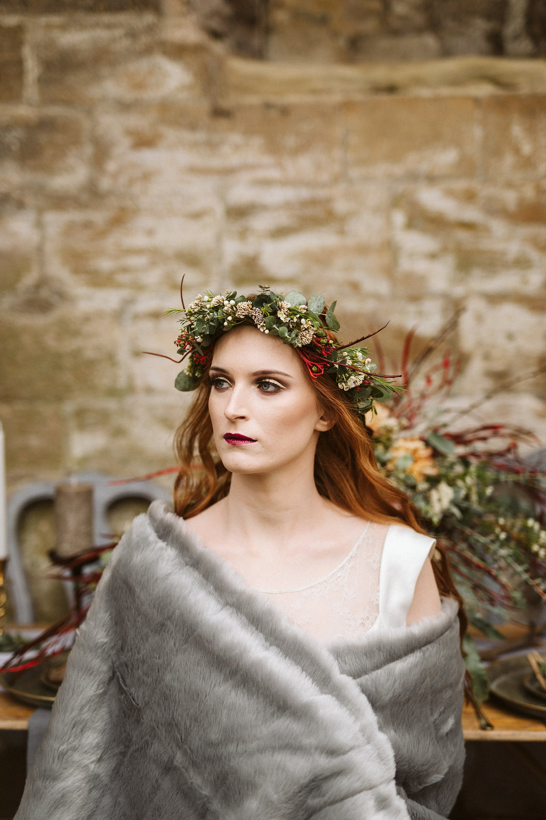 Game of Thrones Creative Bridal Shoot (c) Freya Raby (21)