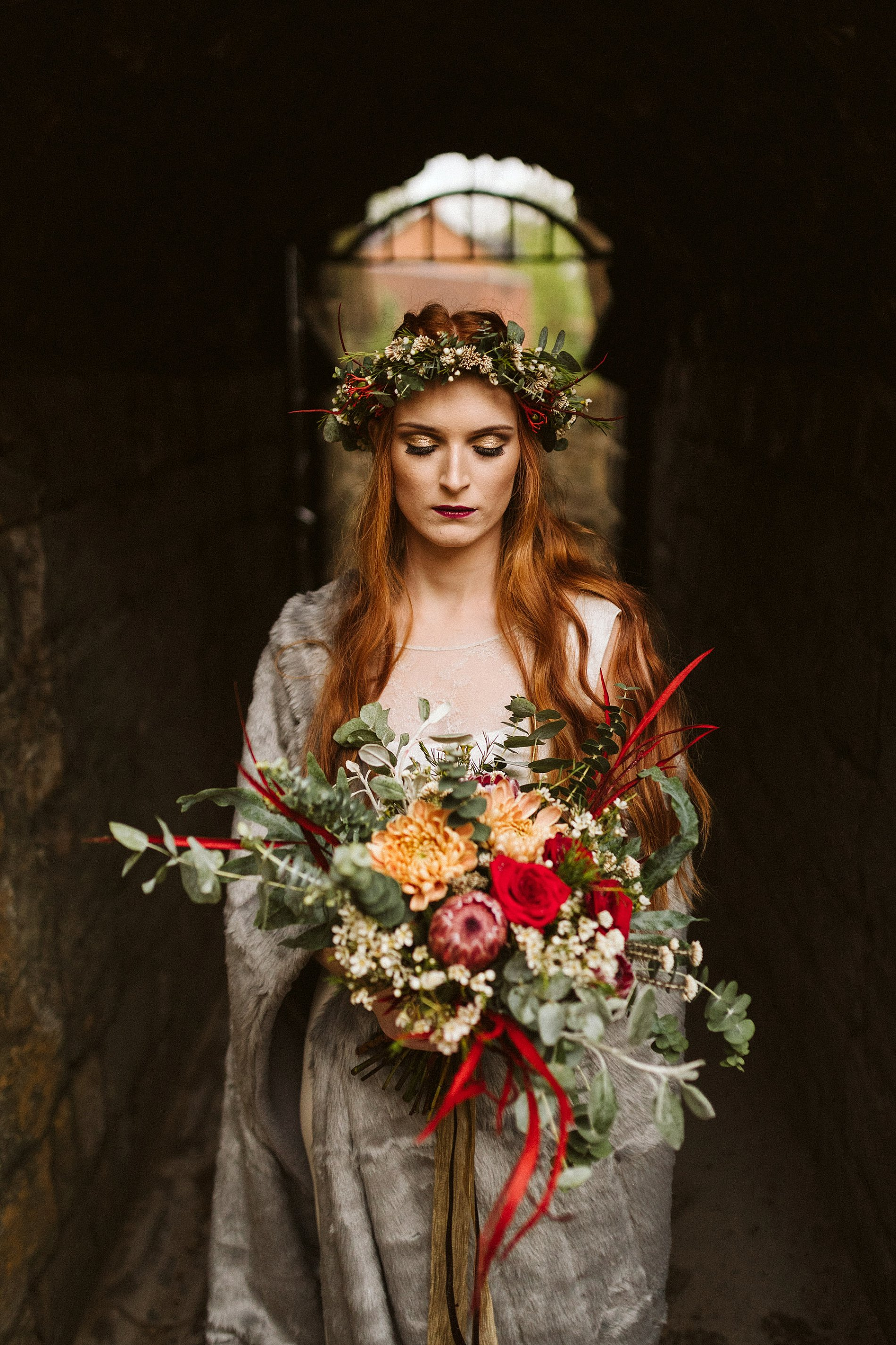 Game of Thrones Creative Bridal Shoot (c) Freya Raby (25)