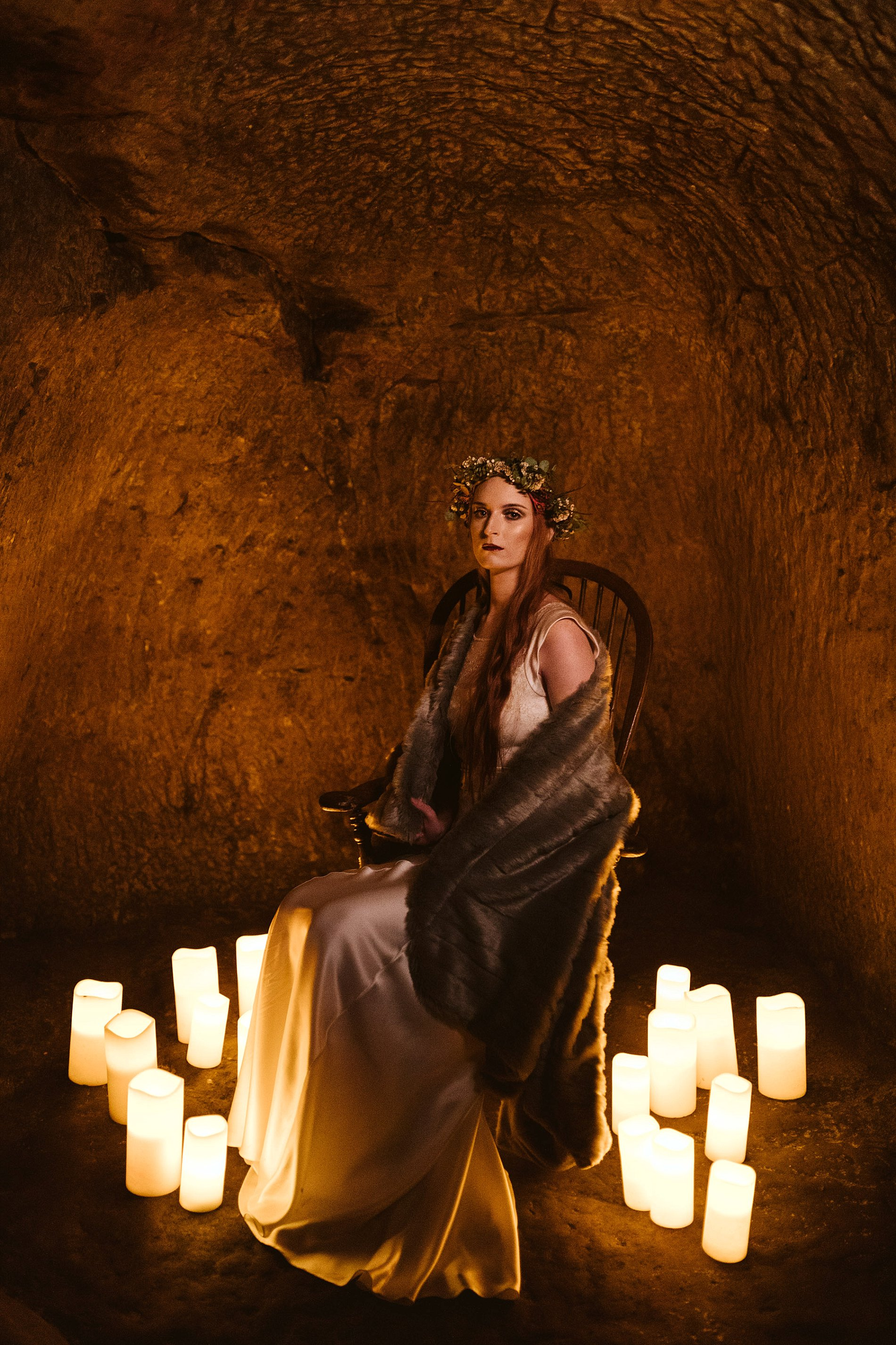 Game of Thrones Creative Bridal Shoot (c) Freya Raby (33)