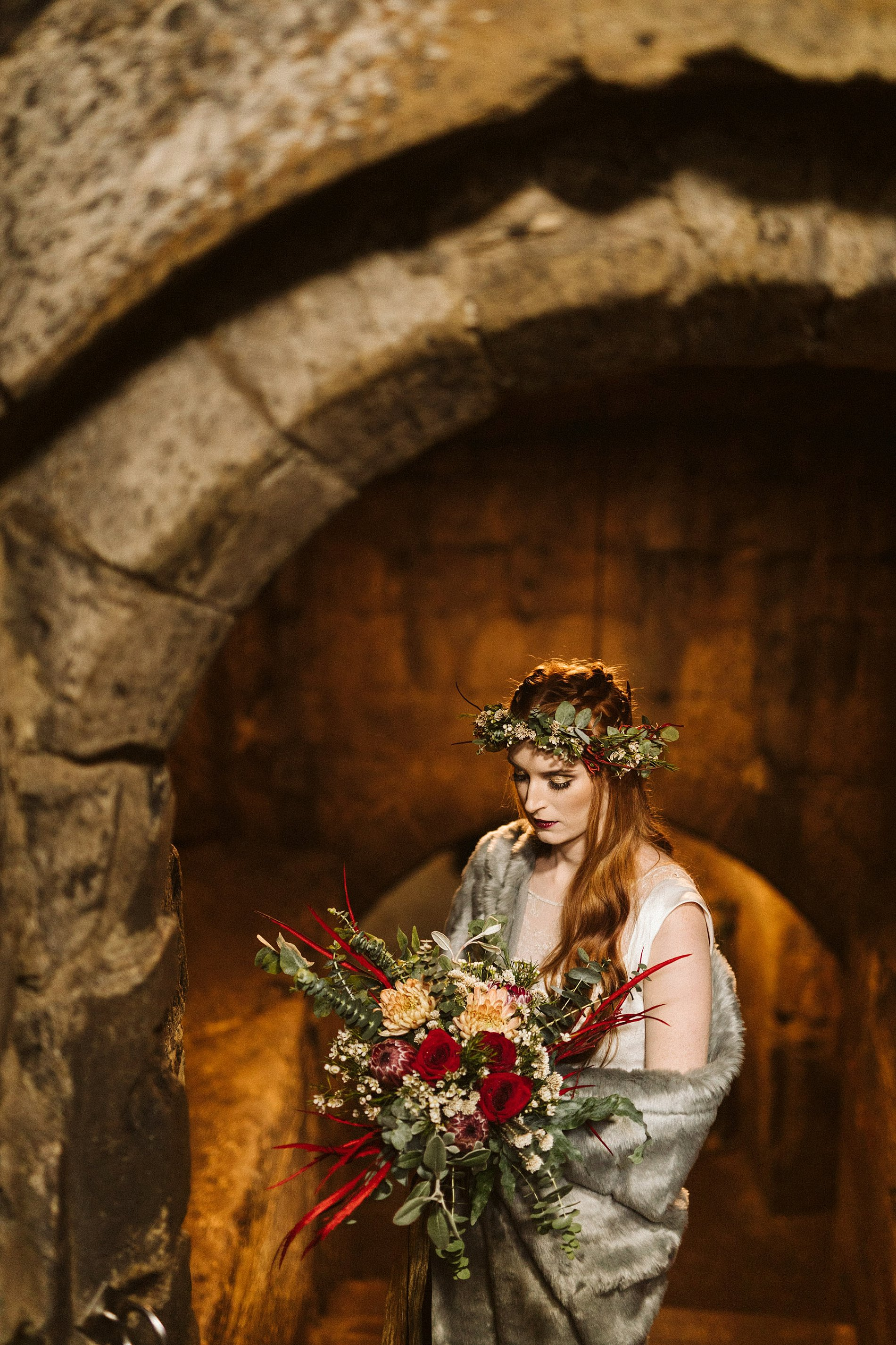 Game of Thrones Creative Bridal Shoot (c) Freya Raby (34)