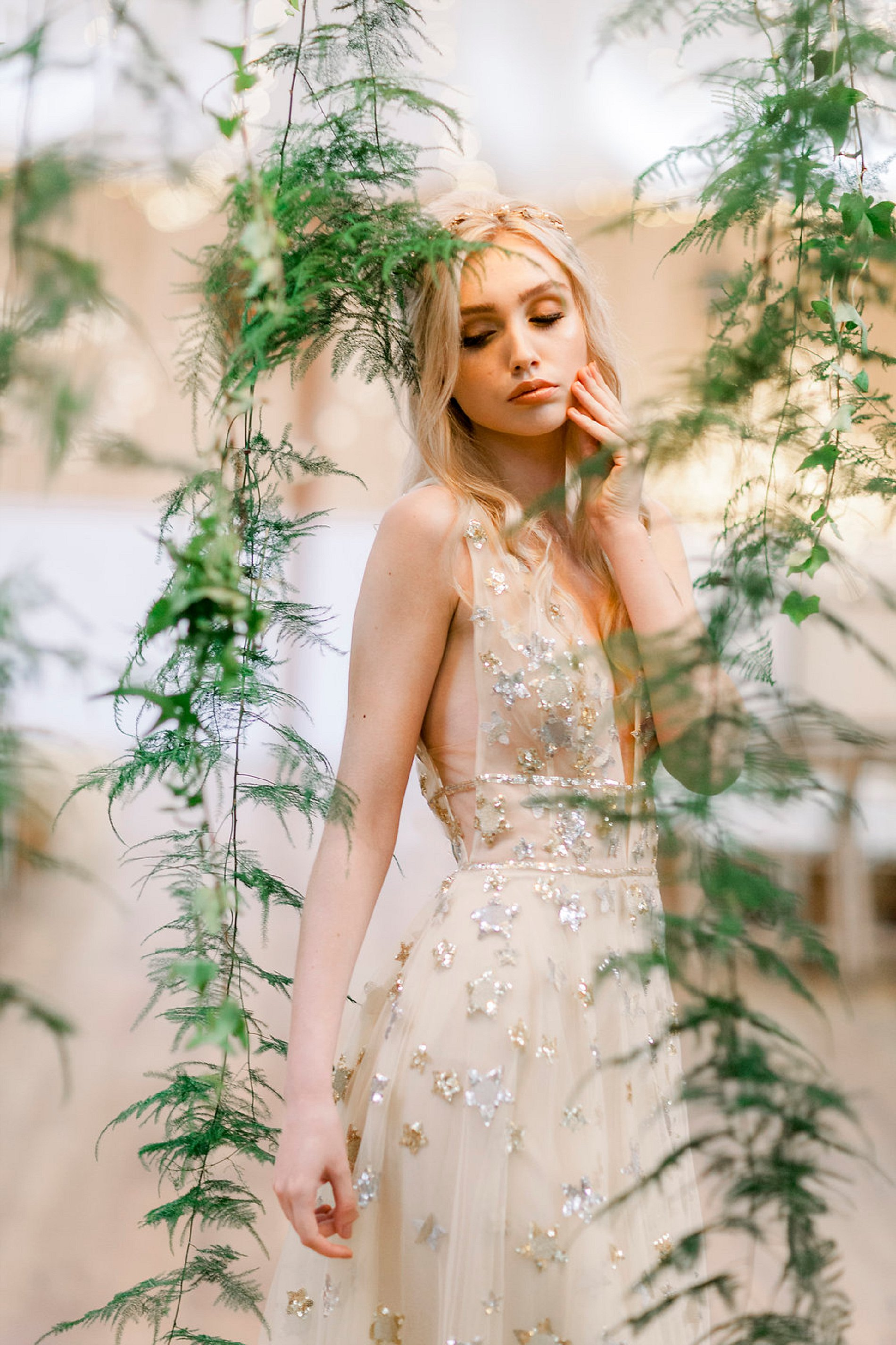 Super Natural Creative Bridal Editorial (c) Jo Bradbury (18)