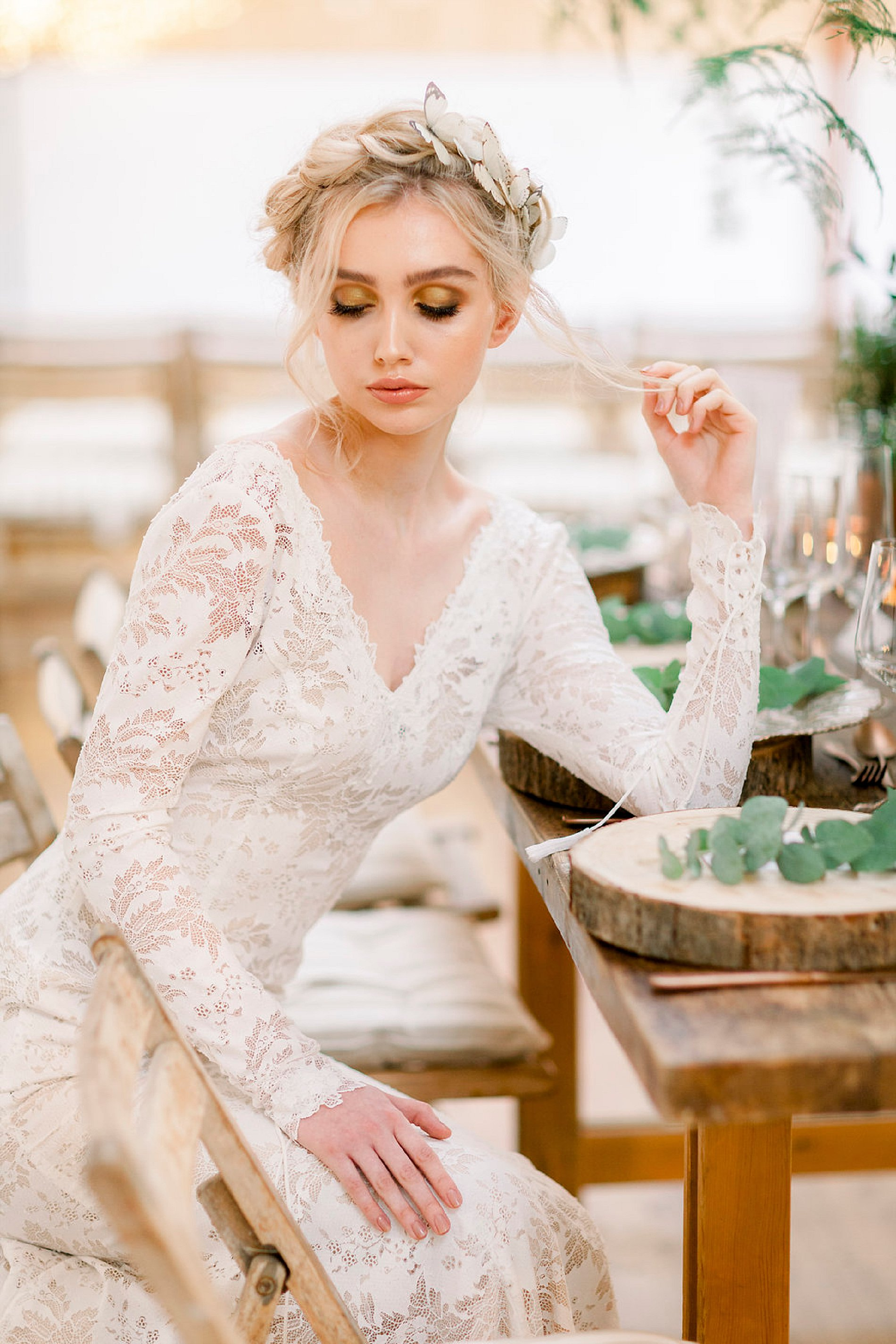 Super Natural Creative Bridal Editorial (c) Jo Bradbury (21)