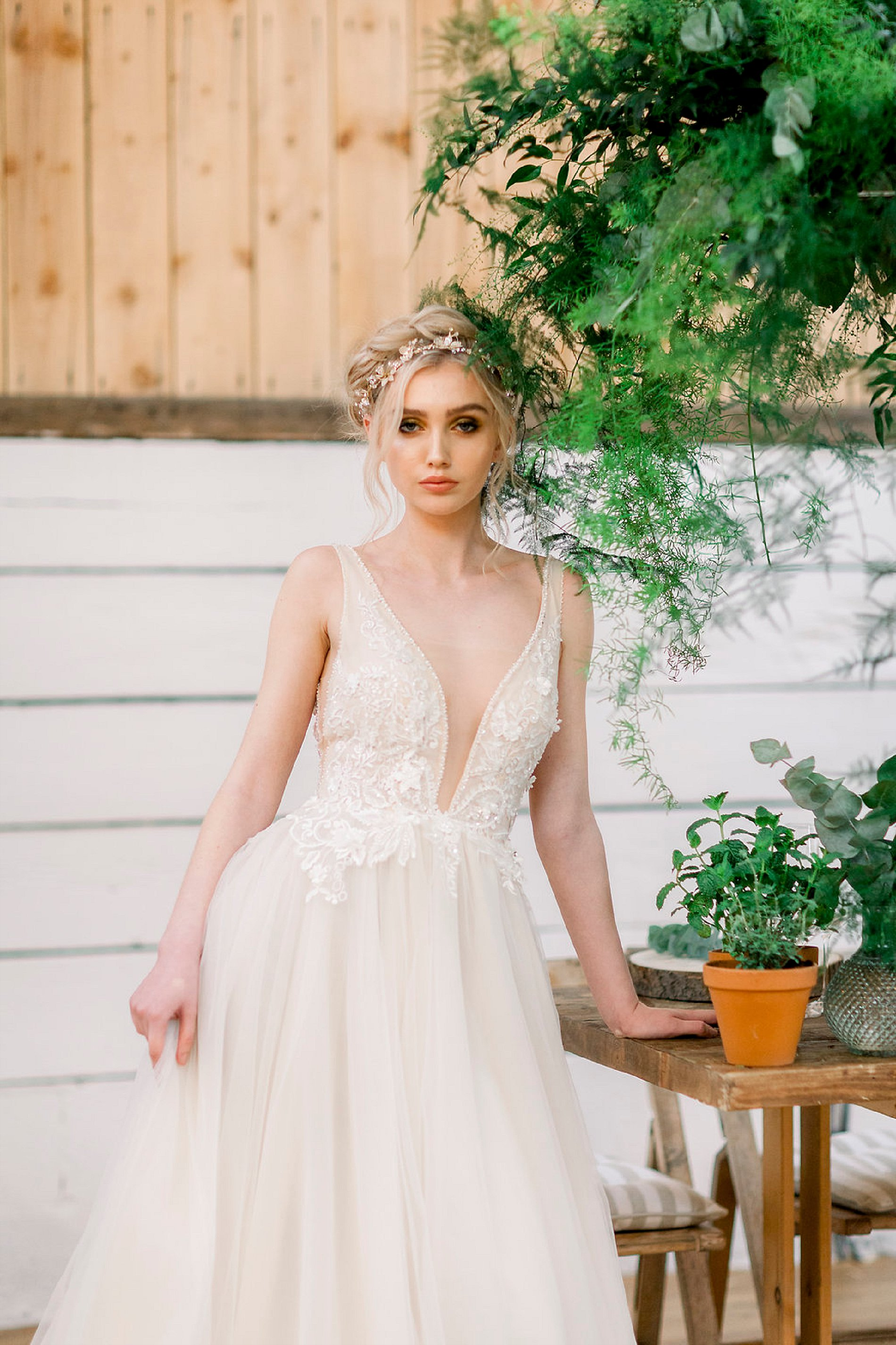 Super Natural Creative Bridal Editorial (c) Jo Bradbury (25)