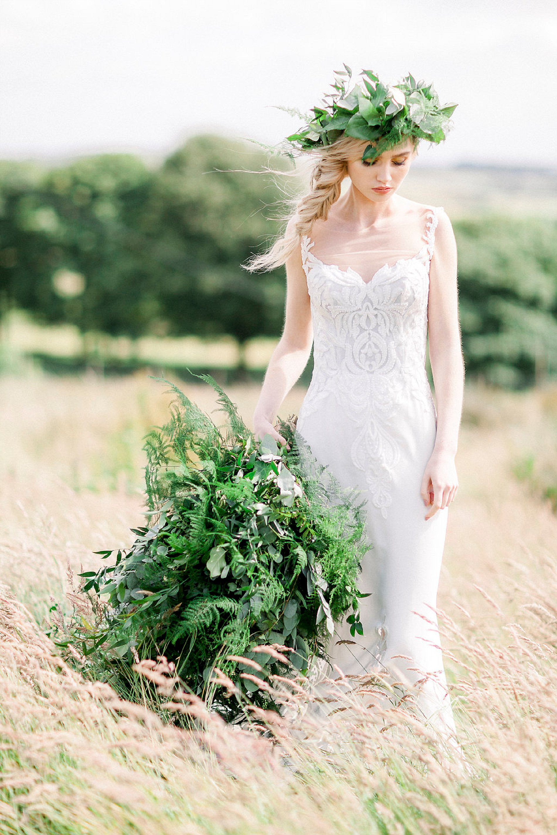 Super Natural Creative Bridal Editorial (c) Jo Bradbury (30)