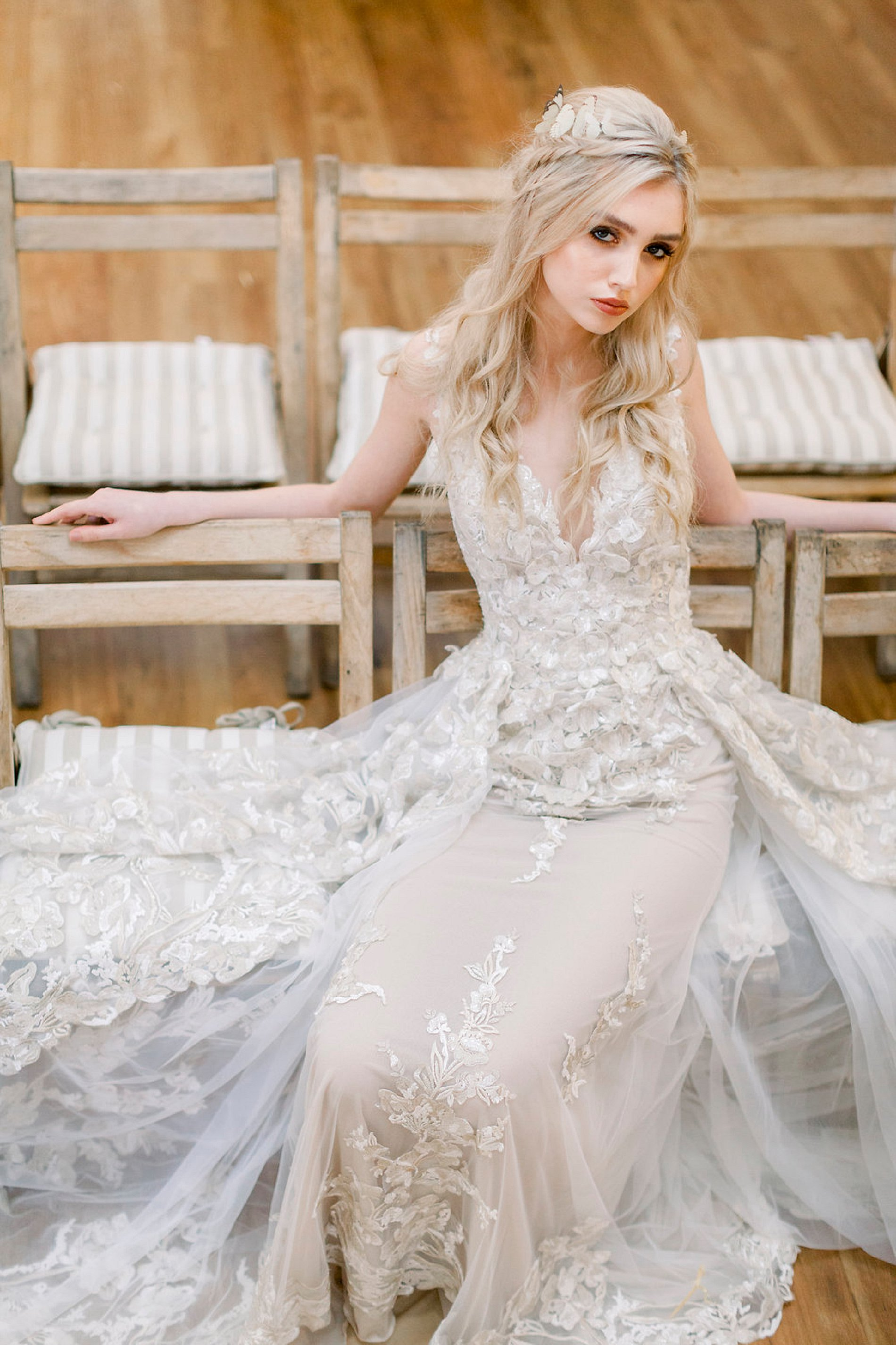 Super Natural Creative Bridal Editorial (c) Jo Bradbury (6)