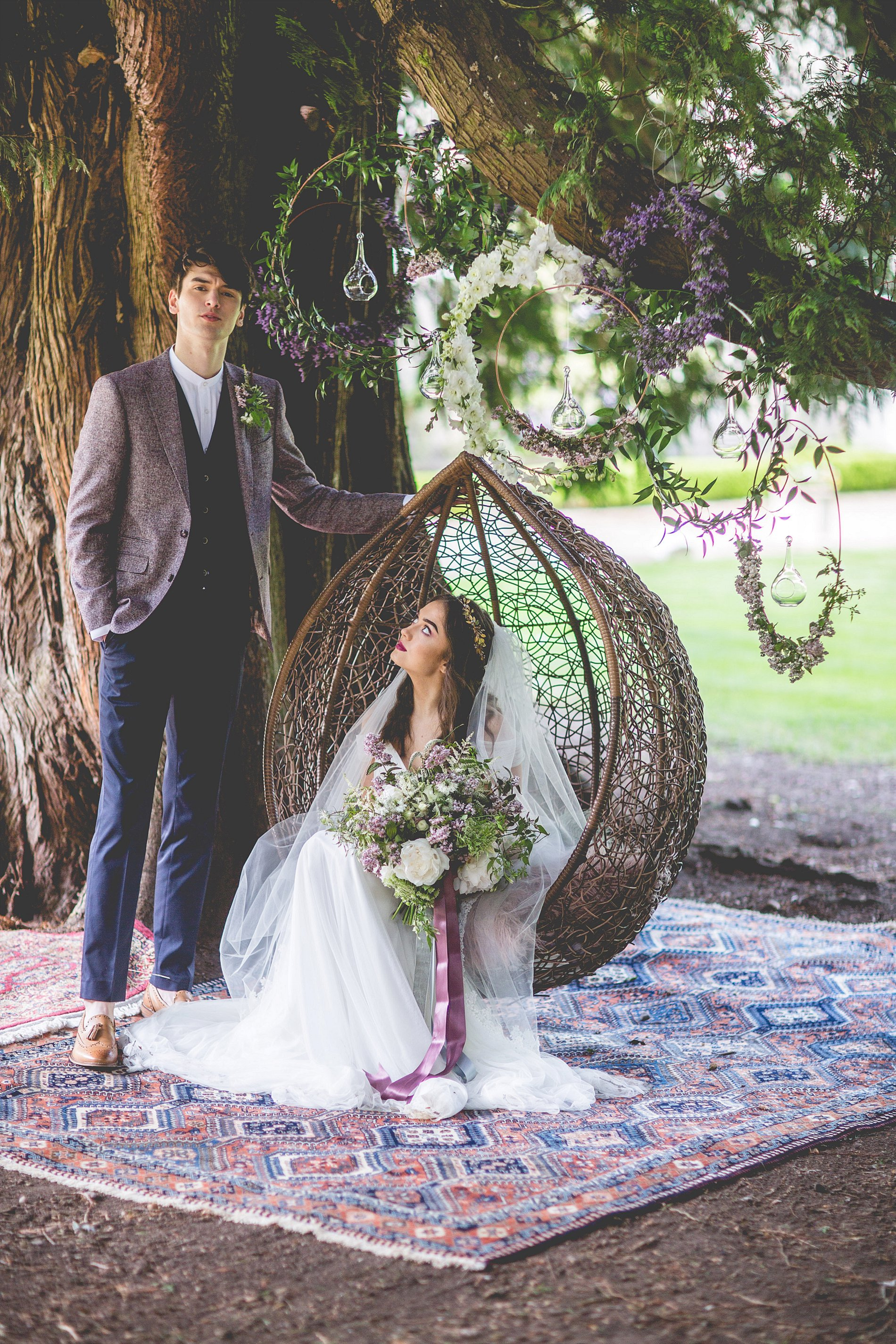 A Styled Bridal Shoot at Eshott Hall (c) Sean Elliott Photography (54)
