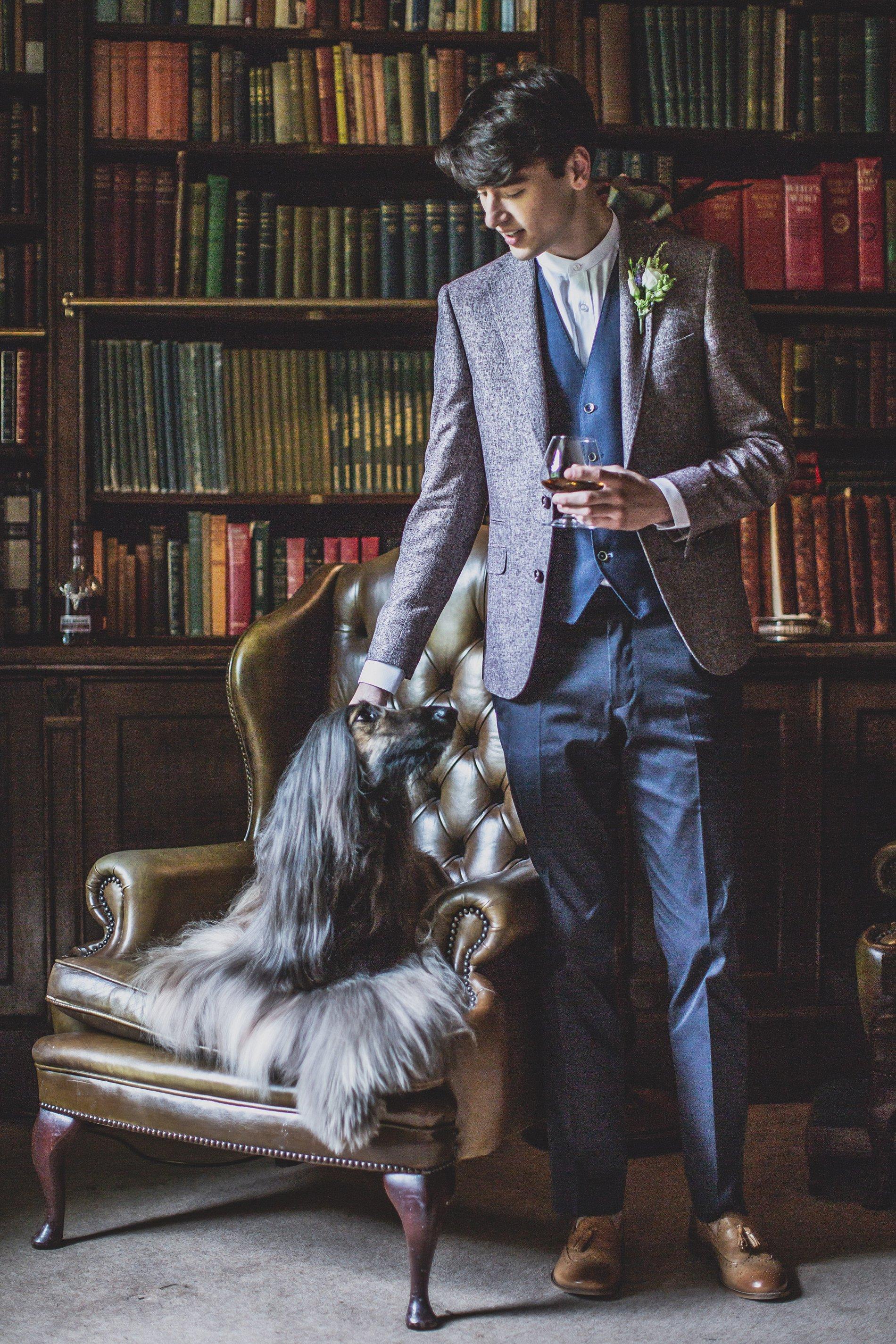 A Styled Bridal Shoot at Eshott Hall (c) Sean Elliott Photography (57)