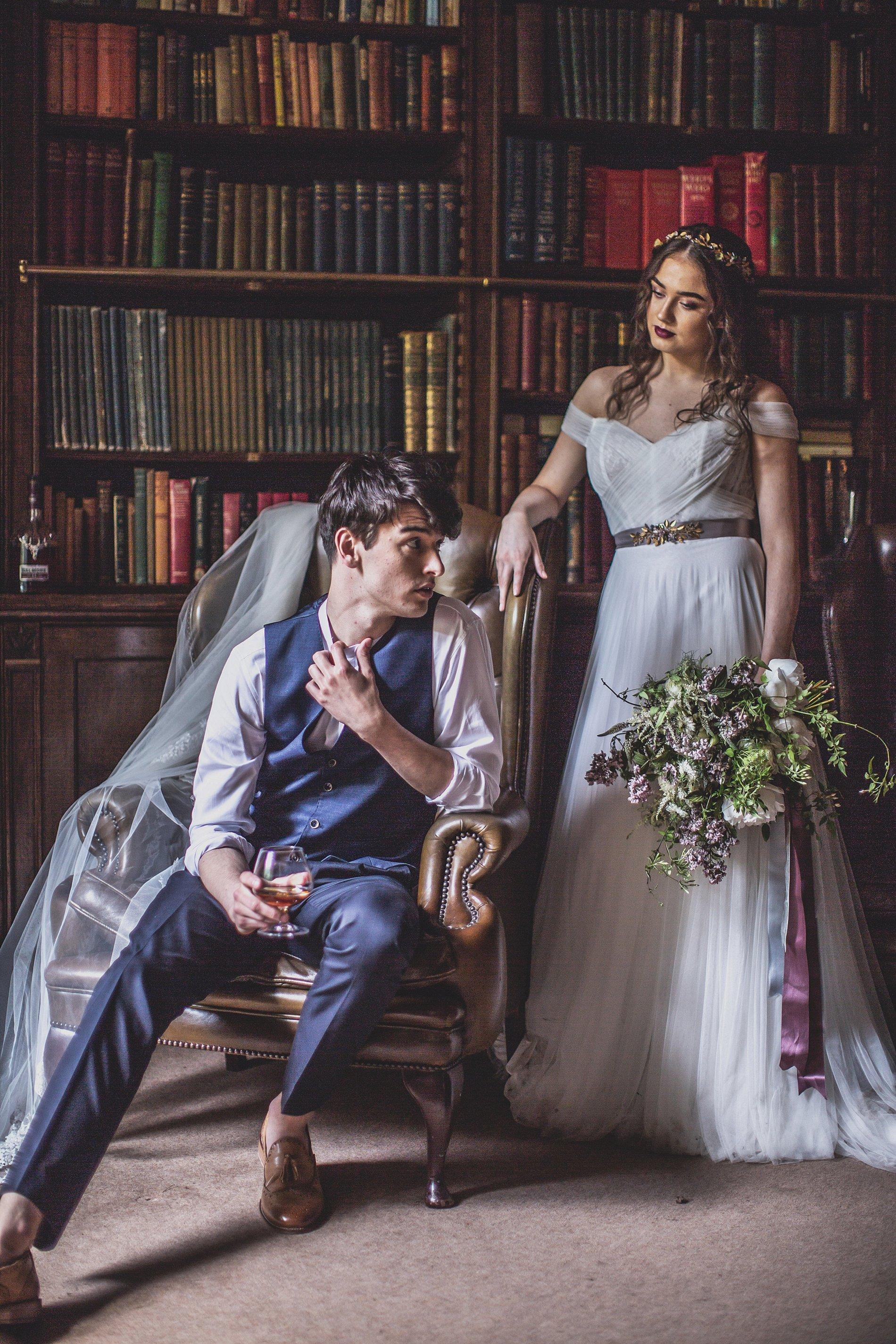A Styled Bridal Shoot at Eshott Hall (c) Sean Elliott Photography (59)