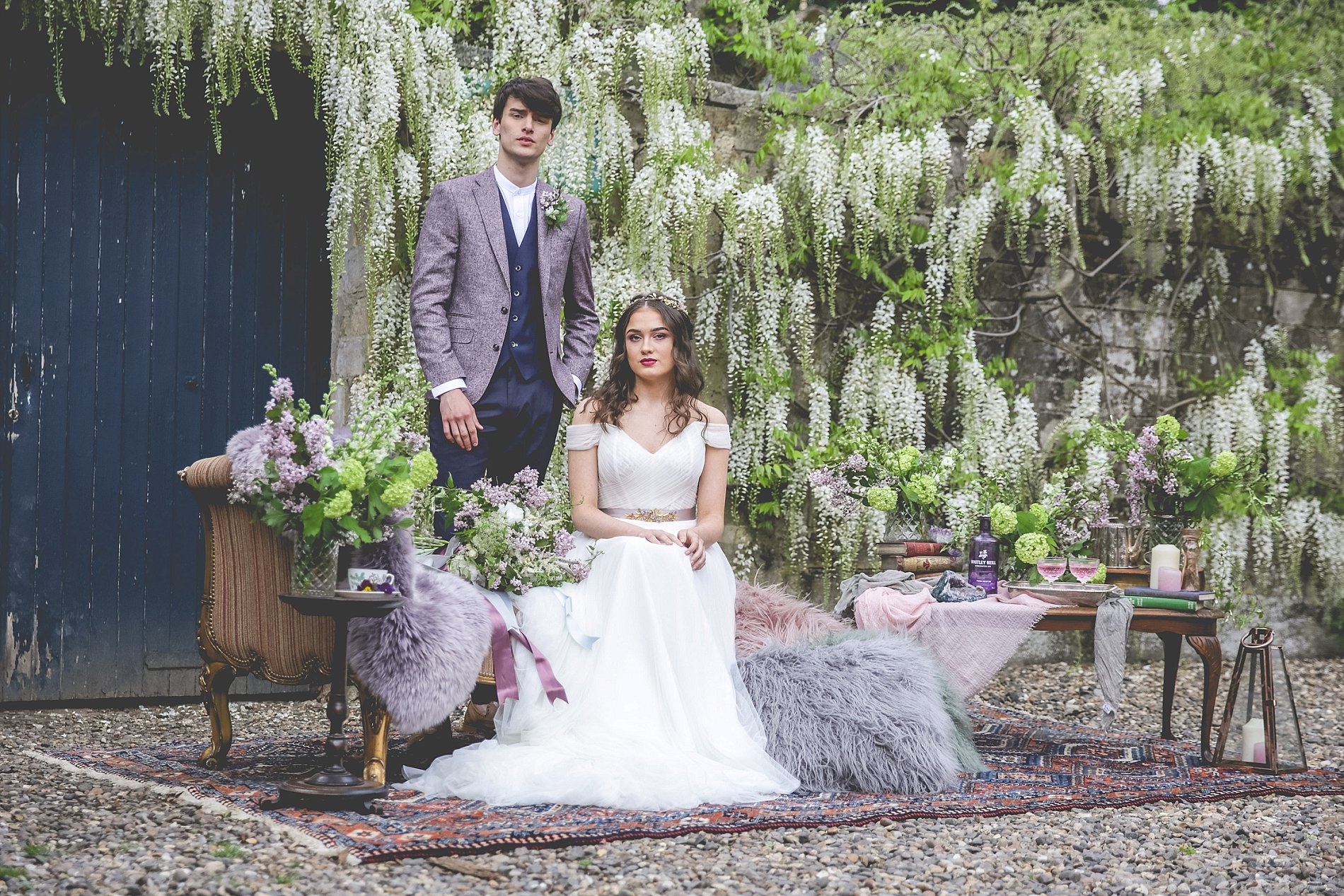 A Styled Bridal Shoot at Eshott Hall (c) Sean Elliott Photography (9)