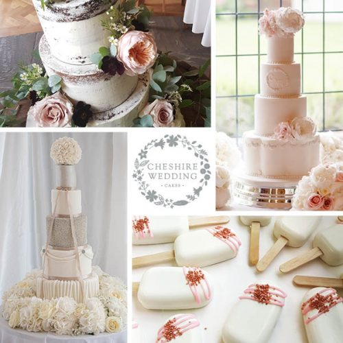 Cheshire Wedding Cakes