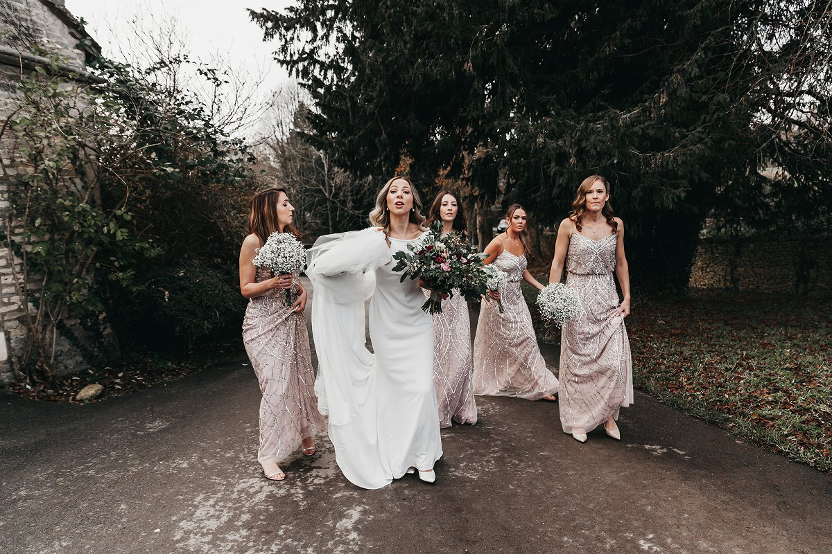 A Winter Wedding at Cripps Barn (c) The Vedrines (1)