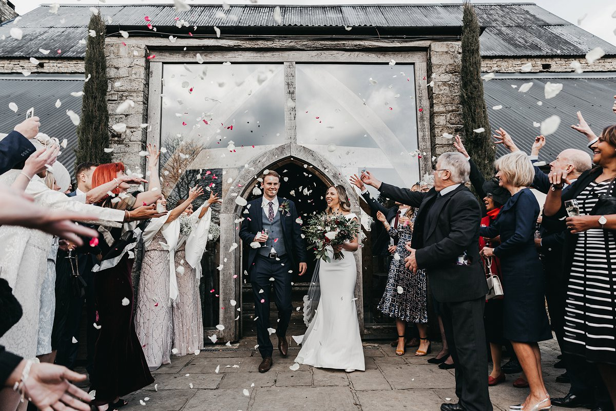 A Winter Wedding at Cripps Barn (c) The Vedrines (53)