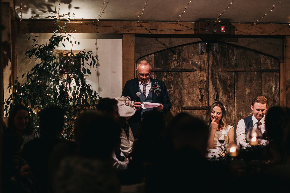 A Winter Wedding at Cripps Barn (c) The Vedrines (69)