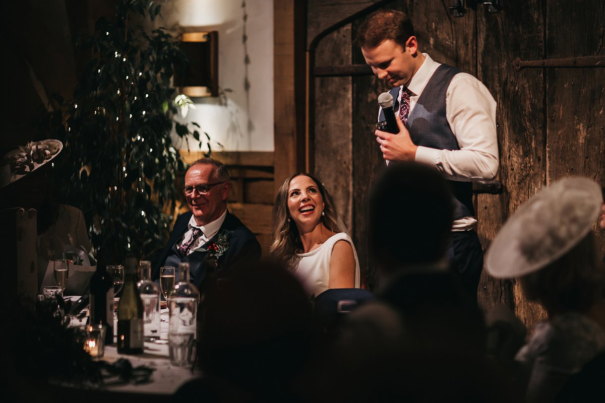 A Winter Wedding at Cripps Barn (c) The Vedrines (70)