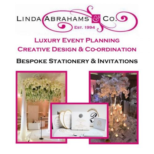 Linda Abrahams & Co – Bespoke Stationery & Creative Event Planning