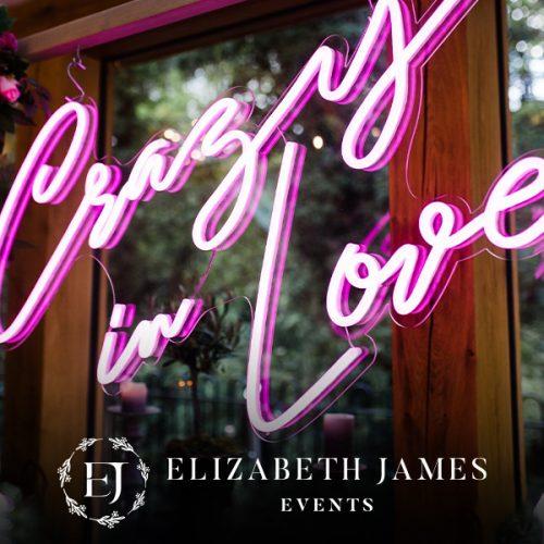 Elizabeth James Events