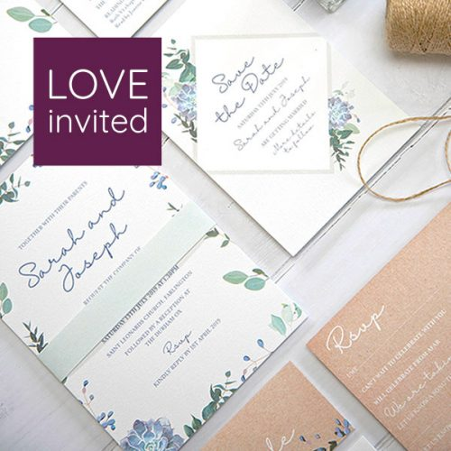 Love Invited