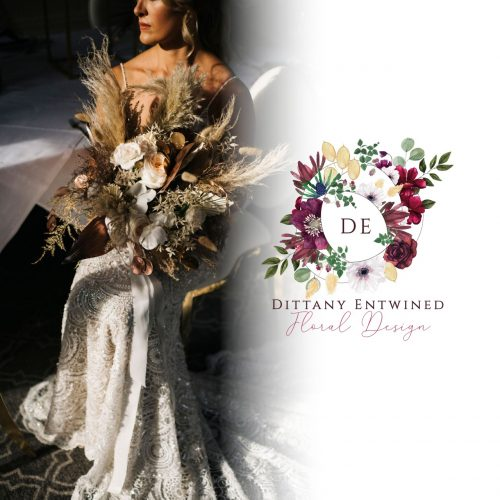 Dittany Entwined Floral Design