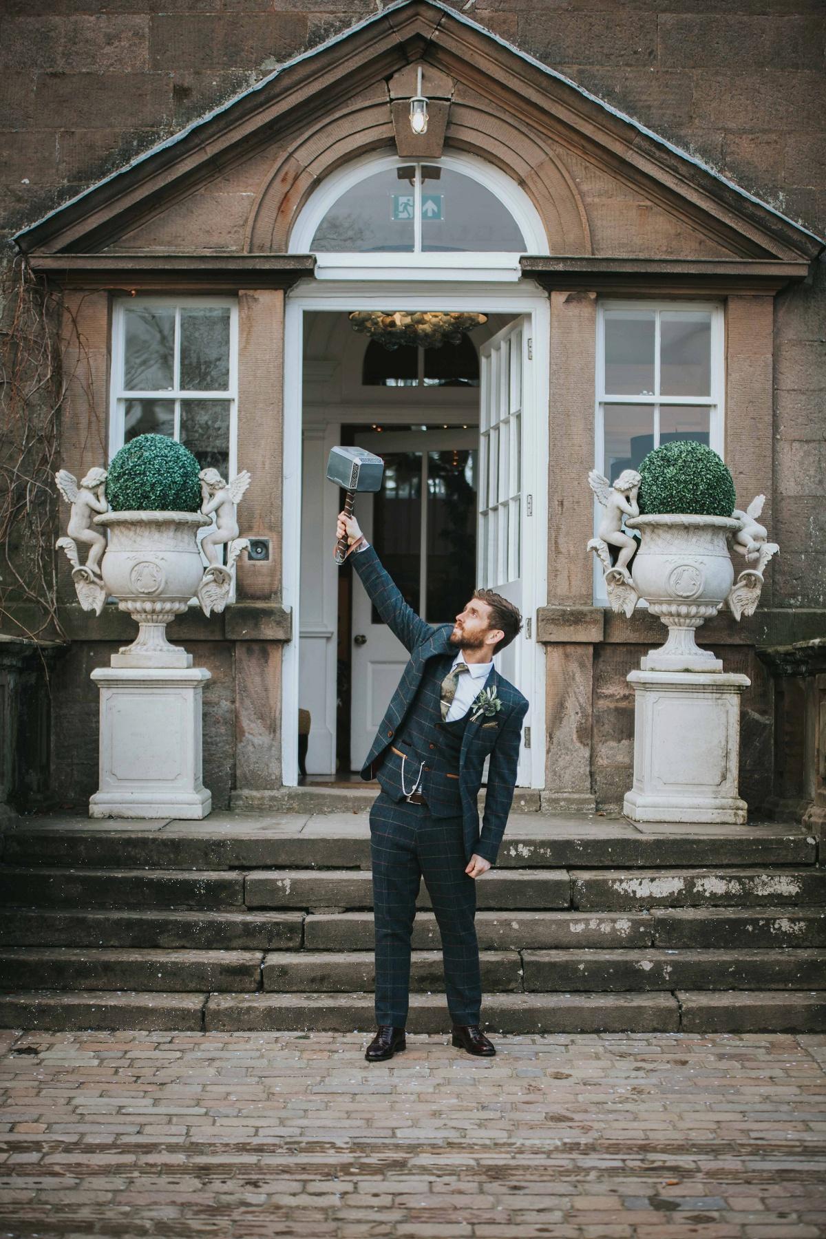 A White Wedding at Charlton Hall (c) Dan Clark Photography (23)