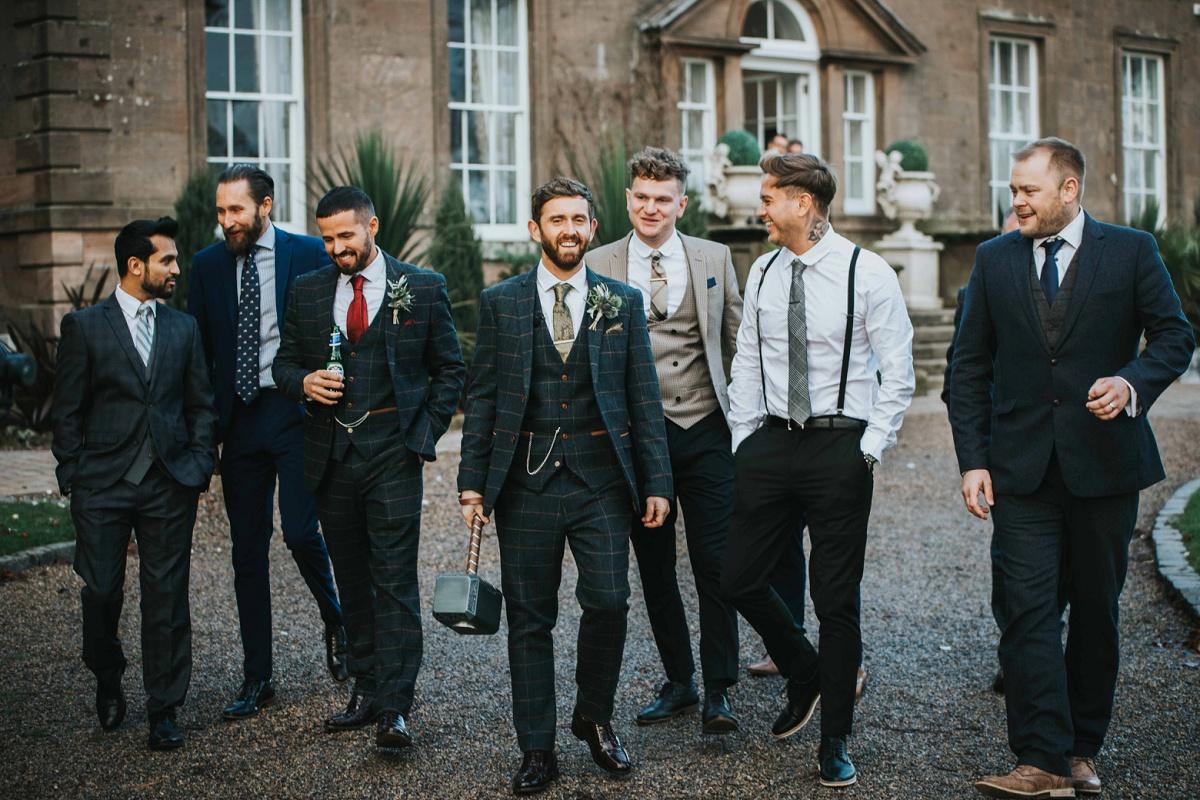 A White Wedding at Charlton Hall (c) Dan Clark Photography (24)