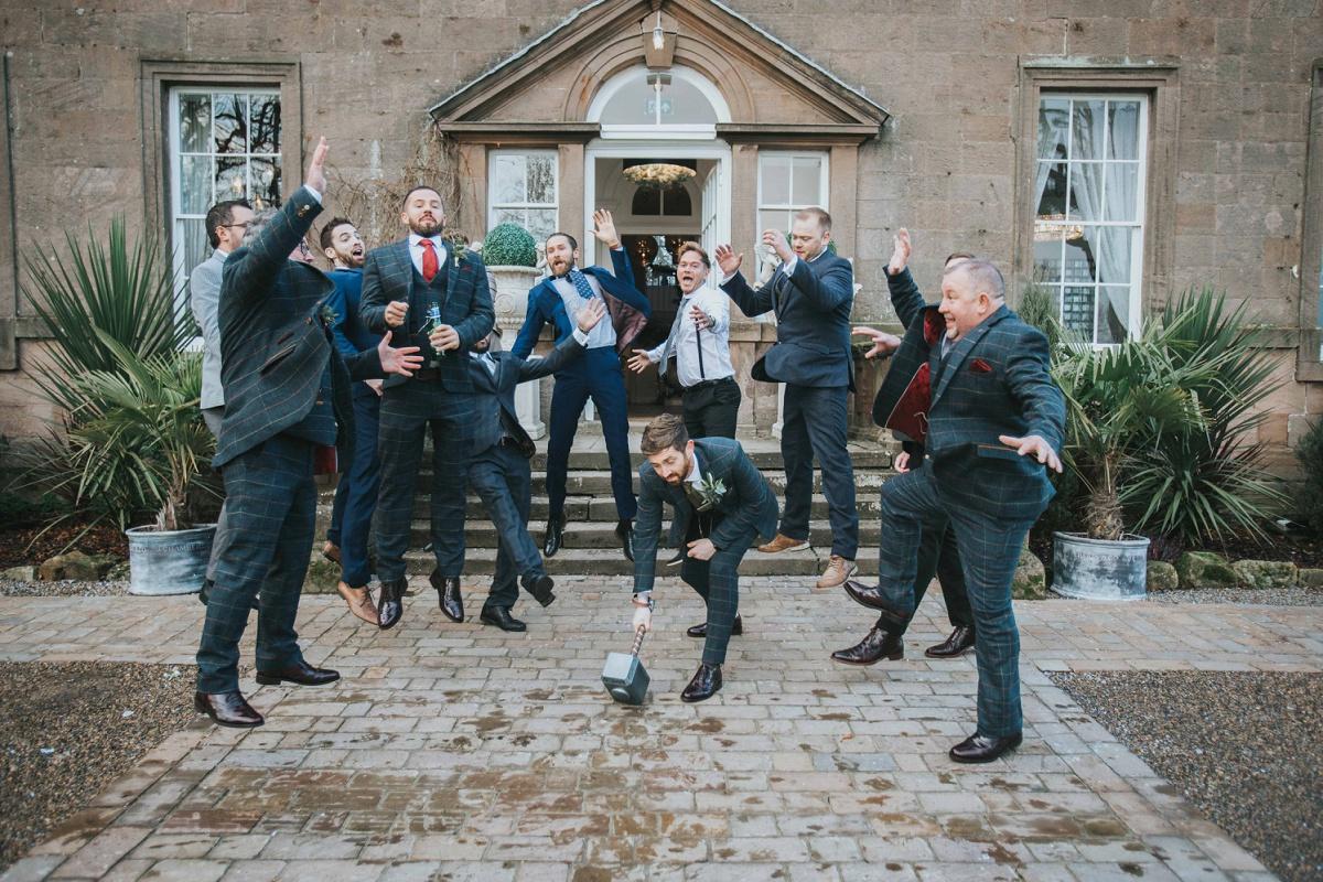 A White Wedding at Charlton Hall (c) Dan Clark Photography (25)