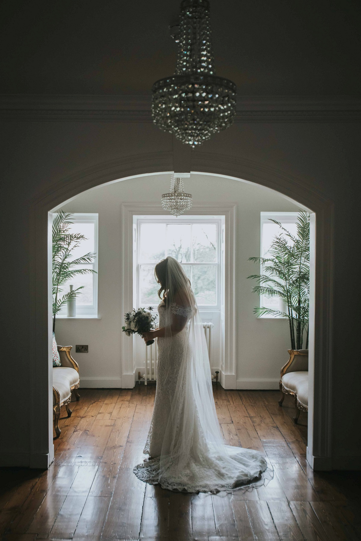 A White Wedding at Charlton Hall (c) Dan Clark Photography (28)