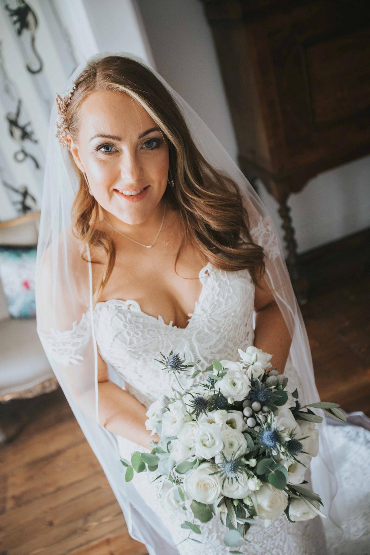 A White Wedding at Charlton Hall (c) Dan Clark Photography (30)