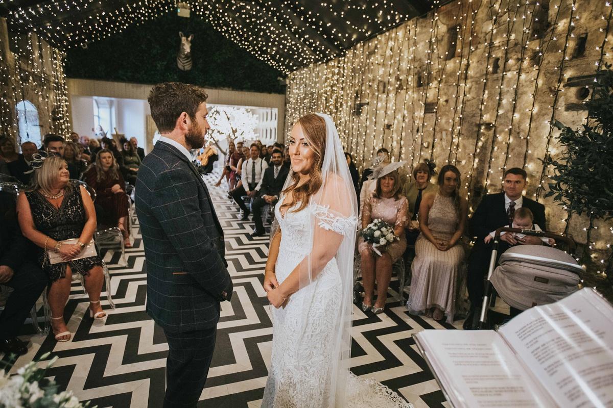 A White Wedding at Charlton Hall (c) Dan Clark Photography (33)
