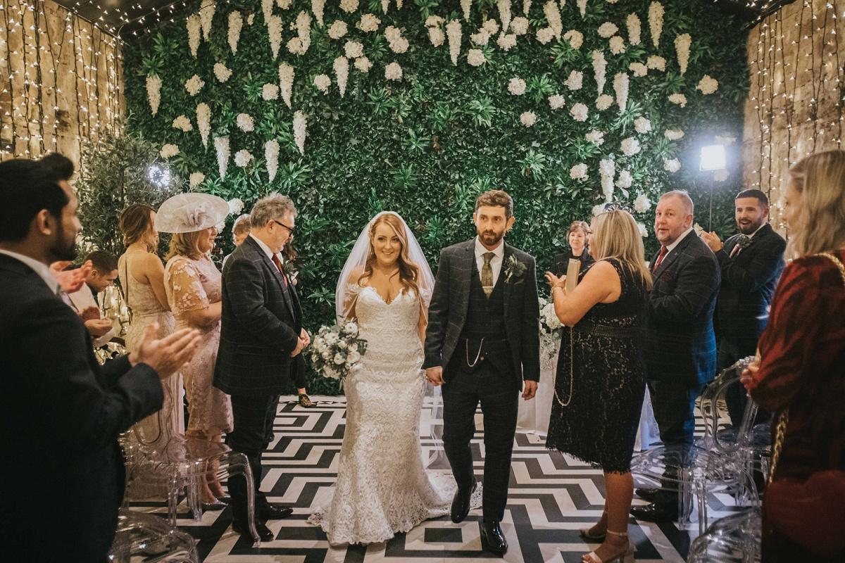 A White Wedding at Charlton Hall (c) Dan Clark Photography (35)