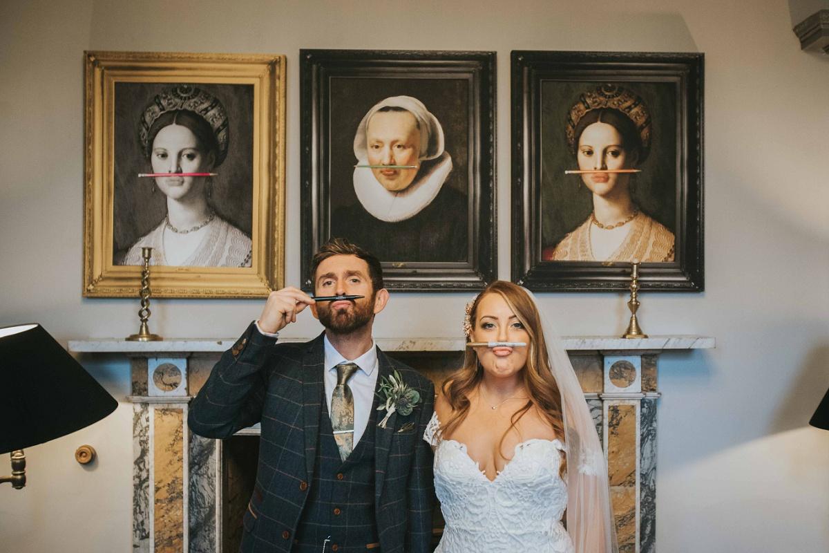 A White Wedding at Charlton Hall (c) Dan Clark Photography (52)