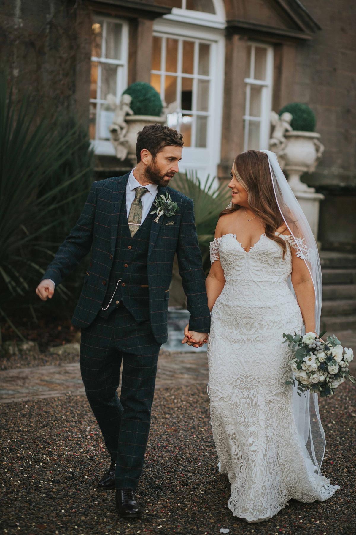 A White Wedding at Charlton Hall (c) Dan Clark Photography (56)