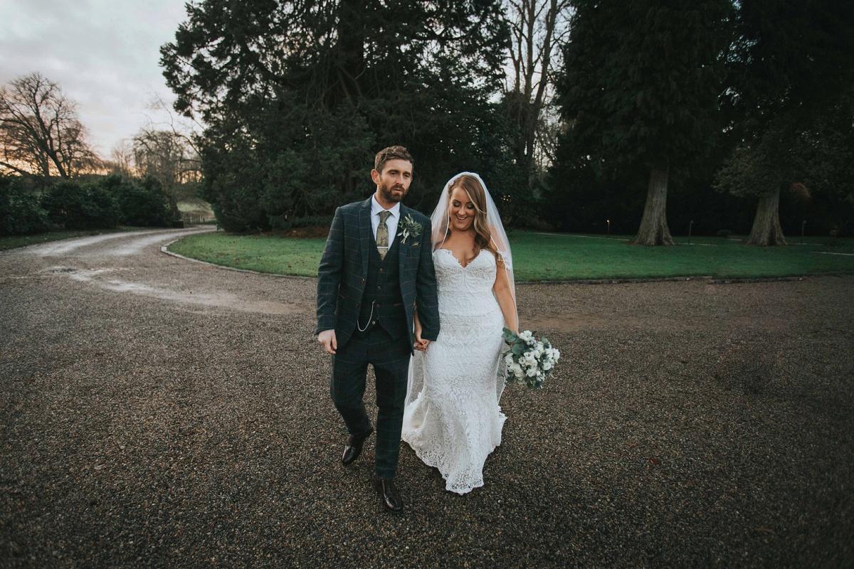 A White Wedding at Charlton Hall (c) Dan Clark Photography (61)