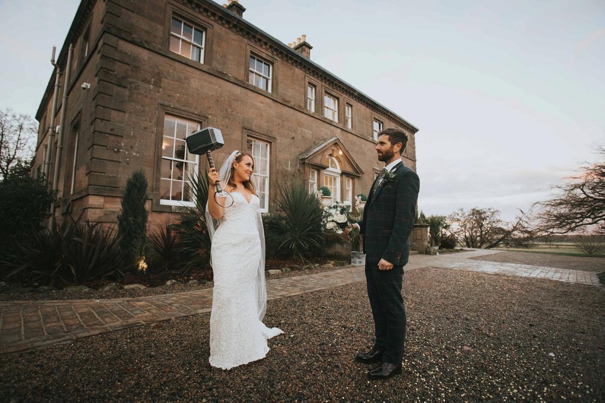 A White Wedding at Charlton Hall (c) Dan Clark Photography (65)