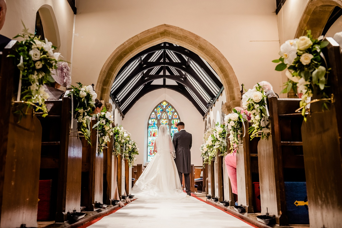 An Elegant Marquee Wedding in Yorkshire (c) Dominic Wright Photography (35)