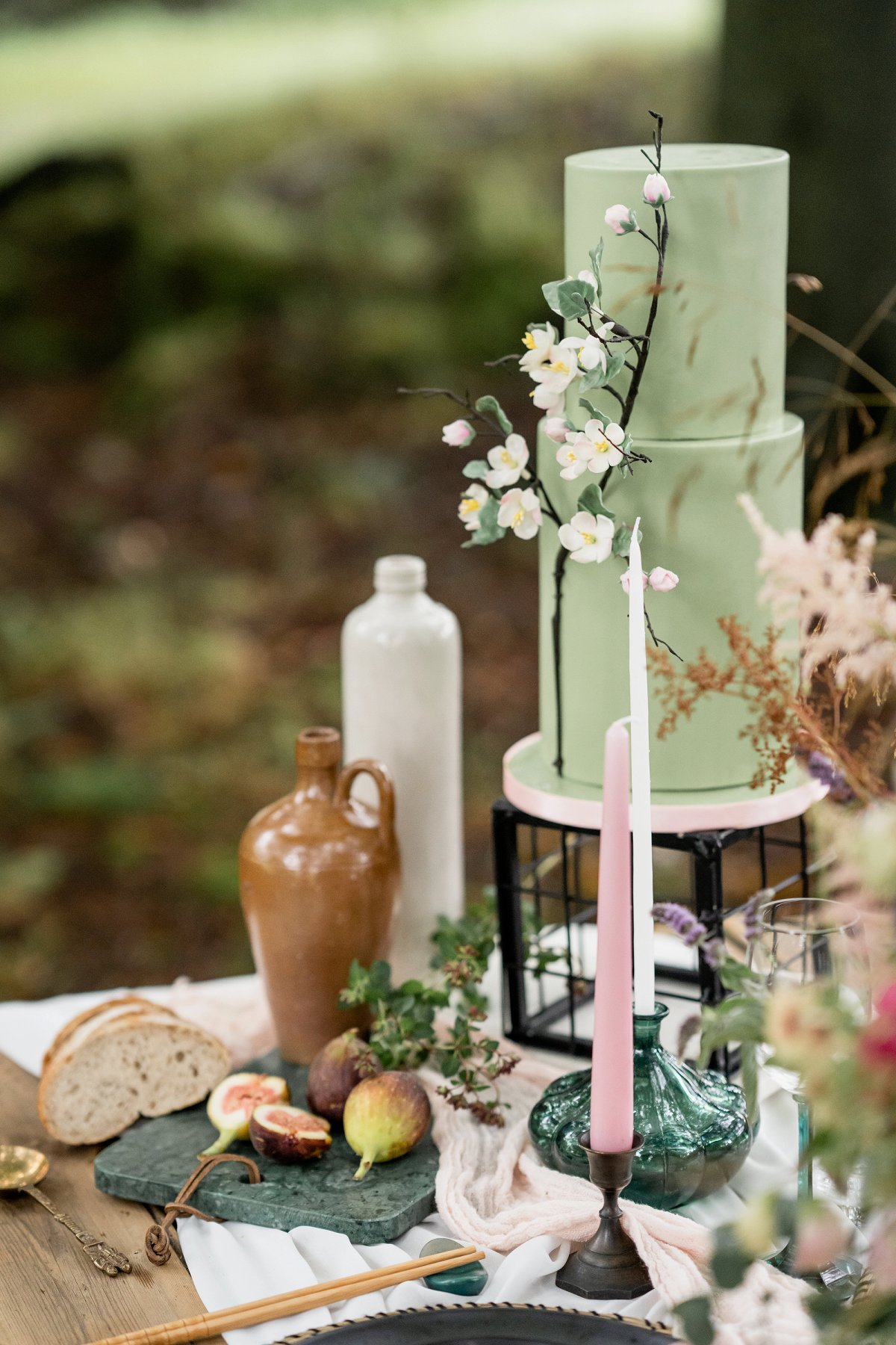 A Styled Woodland Wedding Shoot for Glorious By Heidi at Heaton House Farm (c) Charlotte Palazzo Photography (11)