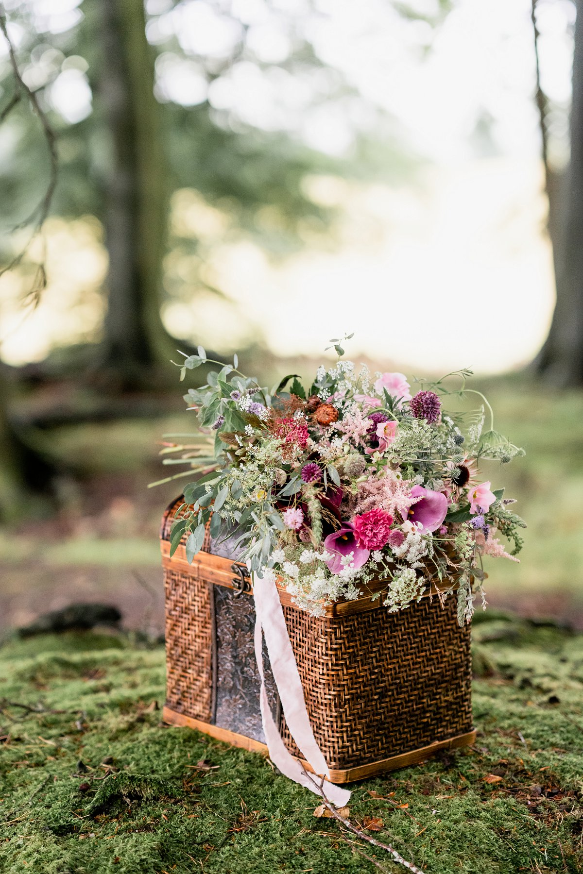 A Styled Woodland Wedding Shoot for Glorious By Heidi at Heaton House Farm (c) Charlotte Palazzo Photography (17)