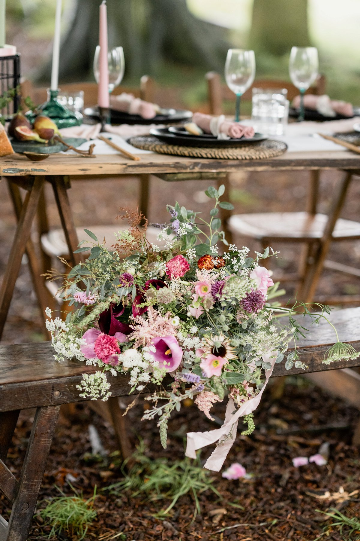 A Styled Woodland Wedding Shoot for Glorious By Heidi at Heaton House Farm (c) Charlotte Palazzo Photography (2)