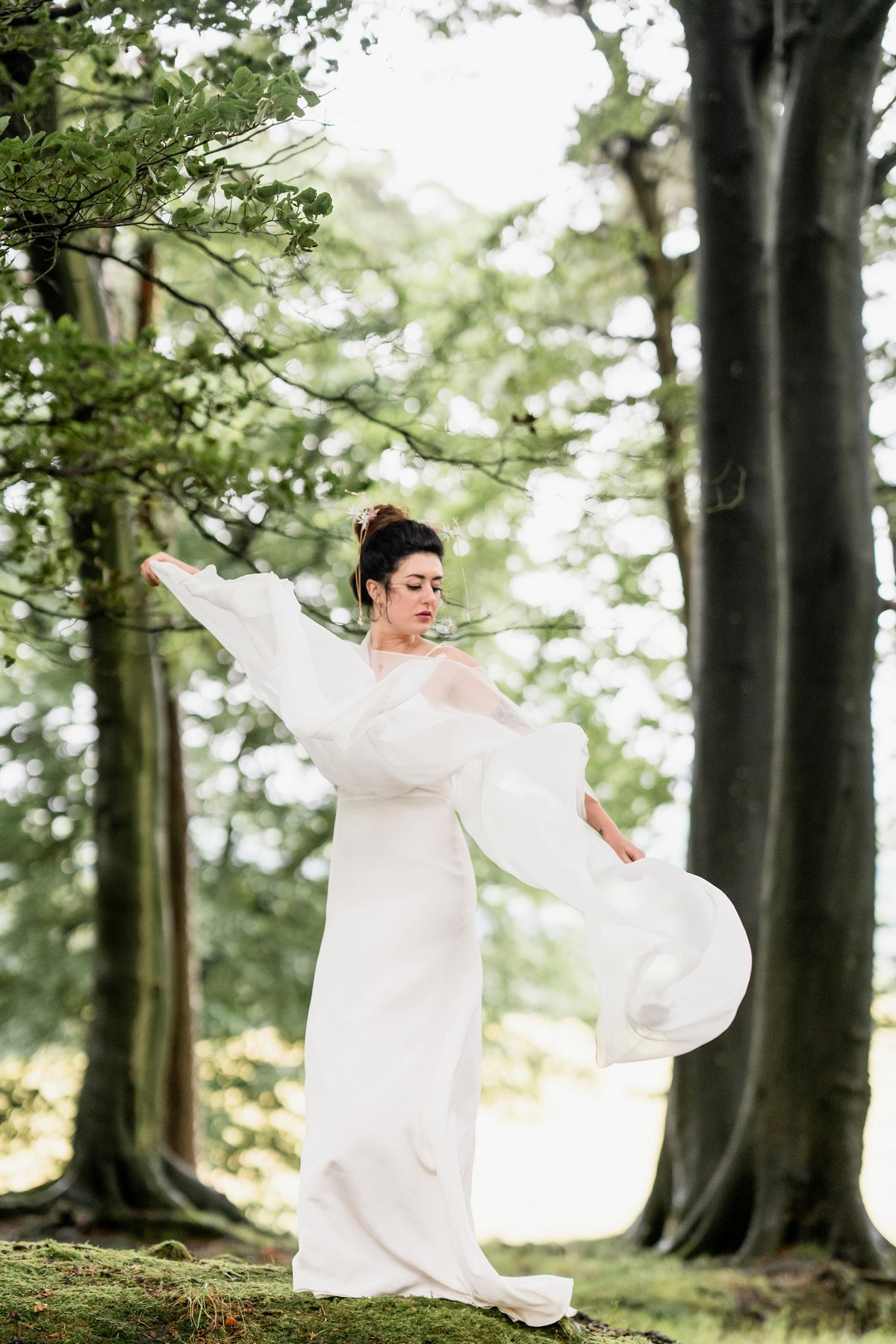 A Styled Woodland Wedding Shoot for Glorious By Heidi at Heaton House Farm (c) Charlotte Palazzo Photography (39)