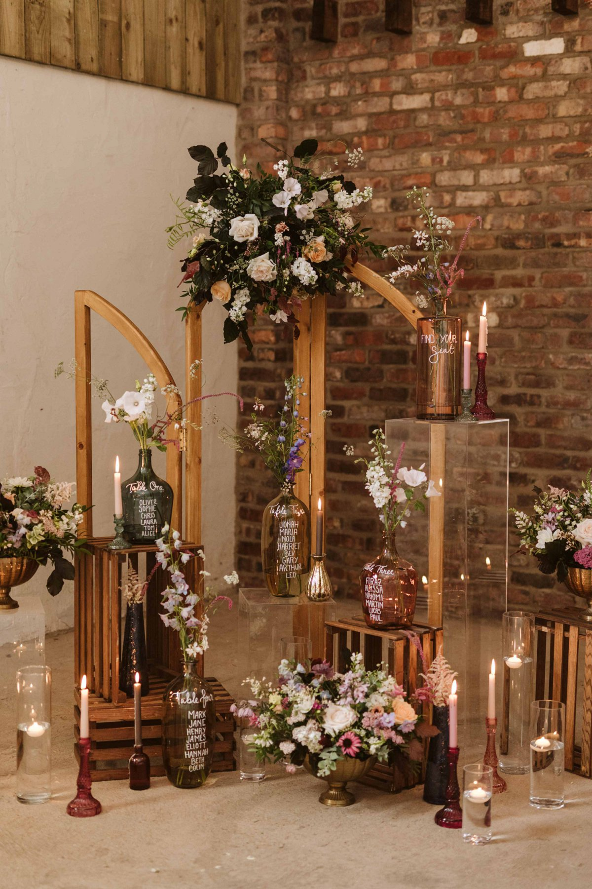 An Eclectic & Elegant Wedding Inspiration Shoot at Wold View Farm (c) Freya Raby Photography (27)