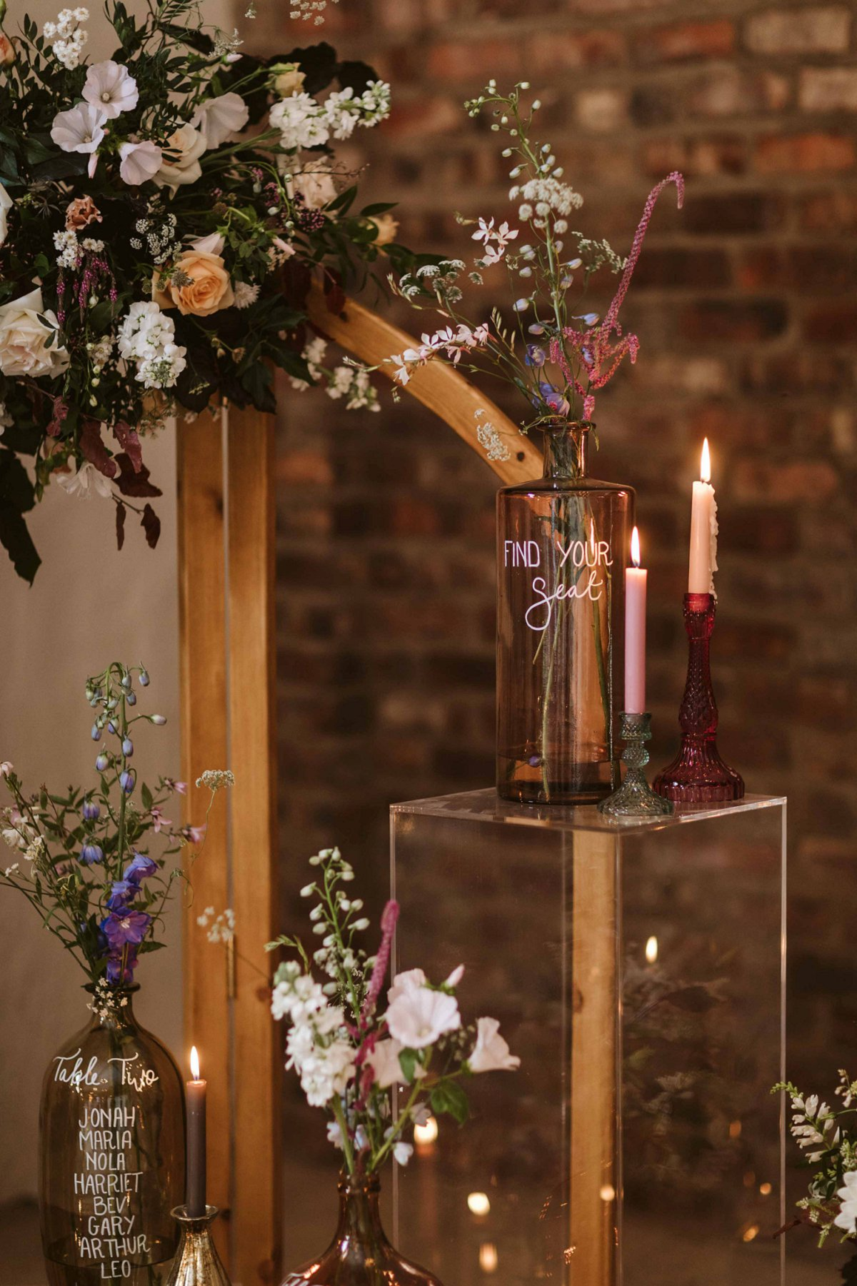 An Eclectic & Elegant Wedding Inspiration Shoot at Wold View Farm (c) Freya Raby Photography (28)
