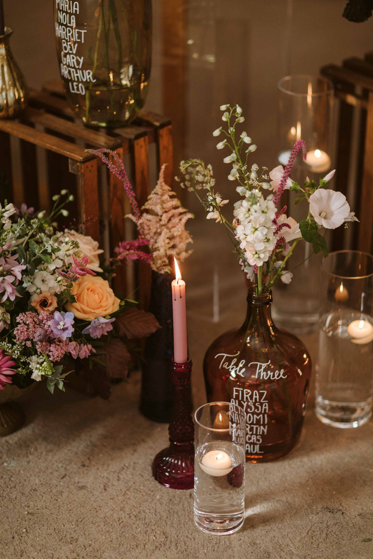 An Eclectic & Elegant Wedding Inspiration Shoot at Wold View Farm (c) Freya Raby Photography (30)