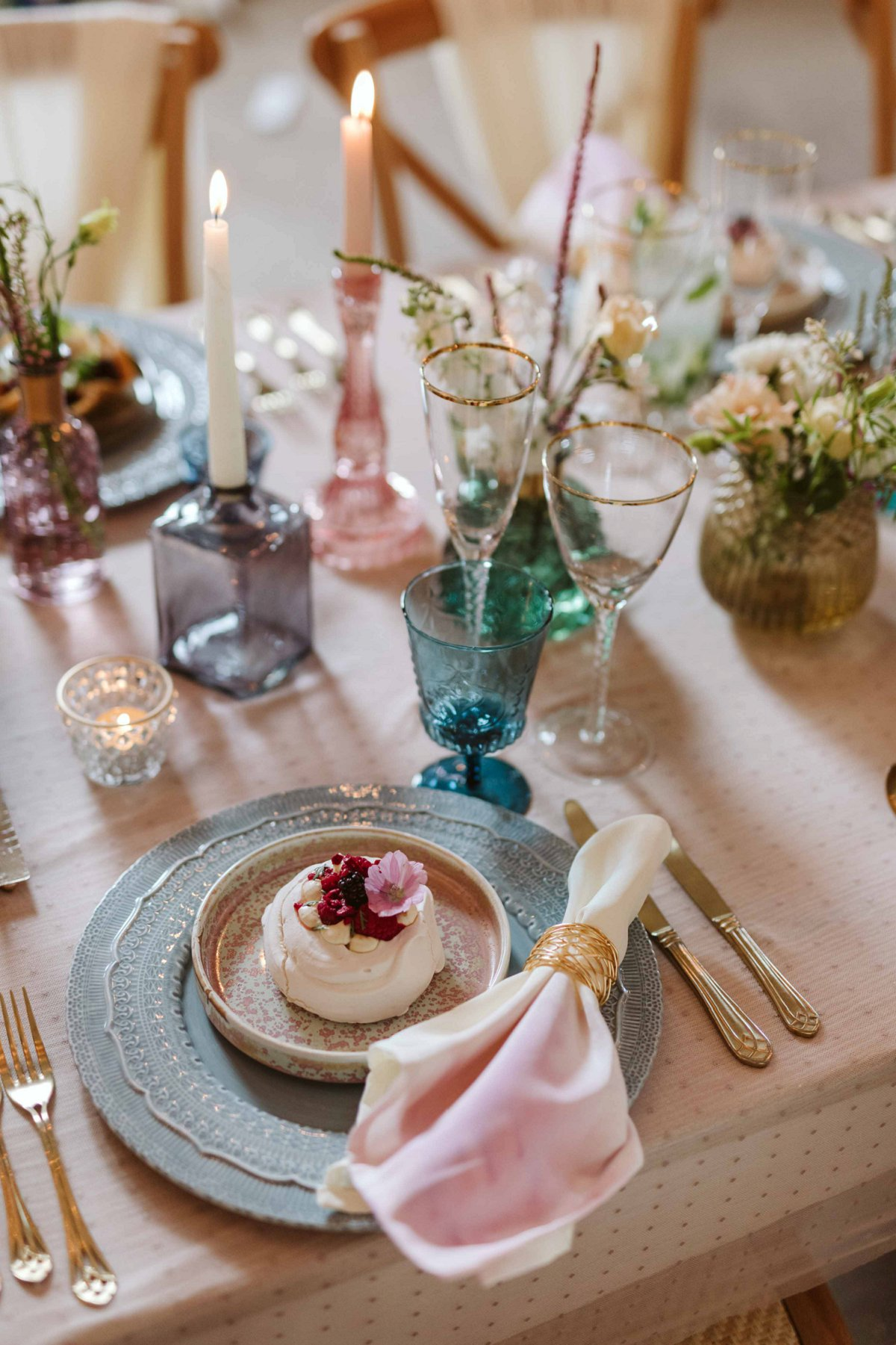 An Eclectic & Elegant Wedding Inspiration Shoot at Wold View Farm (c) Freya Raby Photography (37)