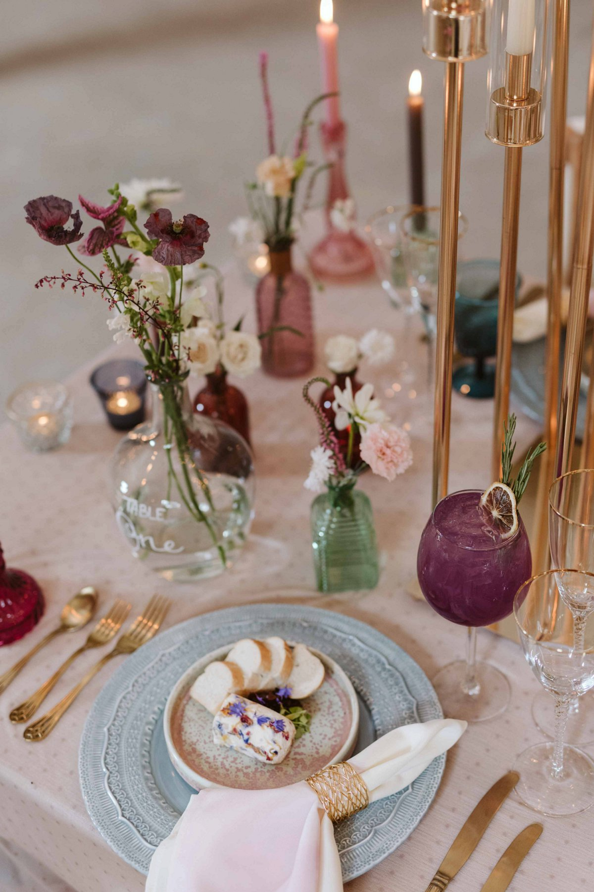 An Eclectic & Elegant Wedding Inspiration Shoot at Wold View Farm (c) Freya Raby Photography (38)